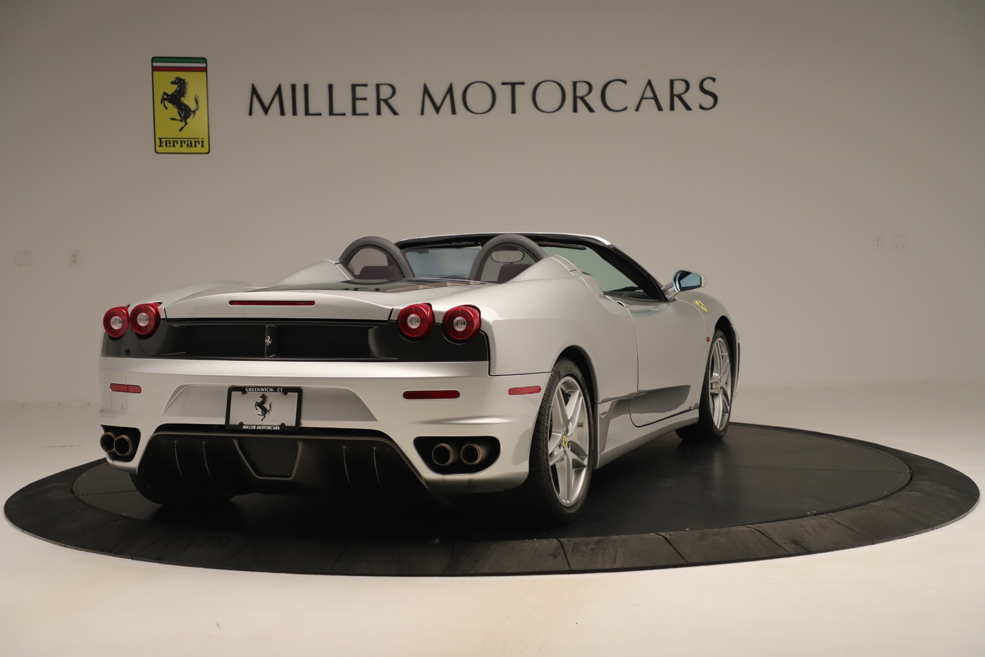 Used 2008 Ferrari F430 Spider  For Sale In Westport, CT 3391_p7