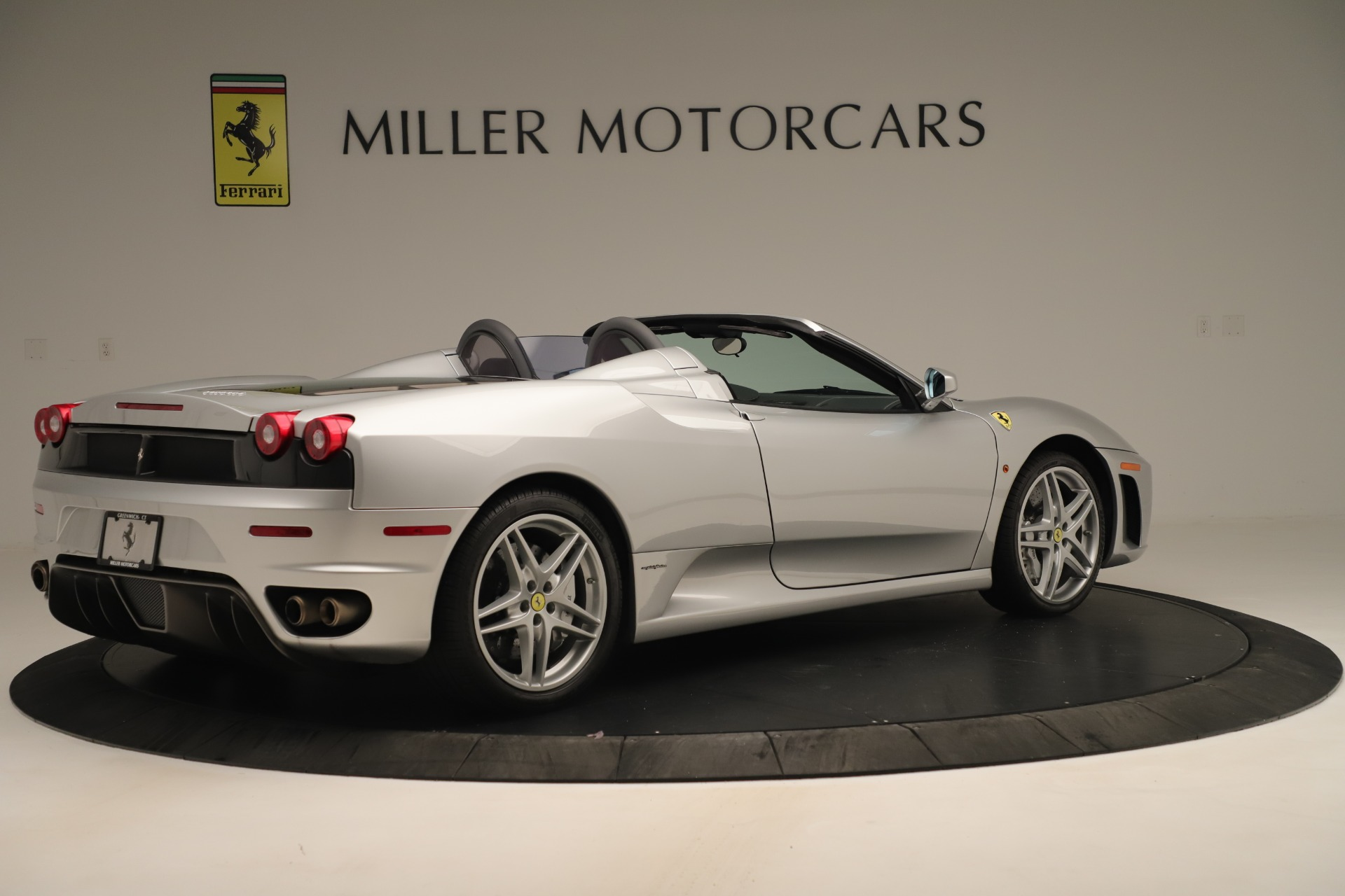 Used 2008 Ferrari F430 Spider  For Sale In Westport, CT 3391_p8