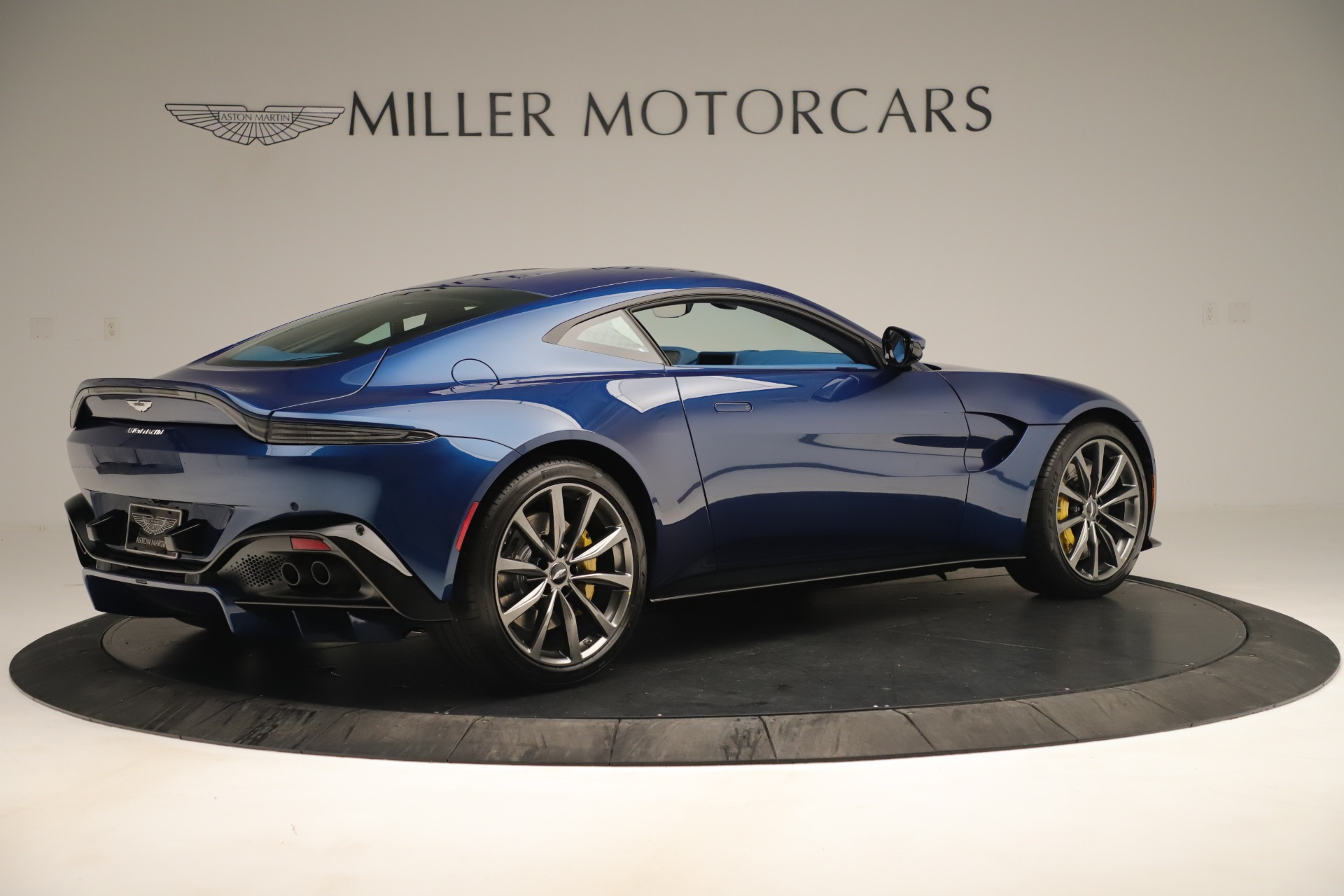 New 2020 Aston Martin Vantage Coupe For Sale In Westport, CT 3393_p8