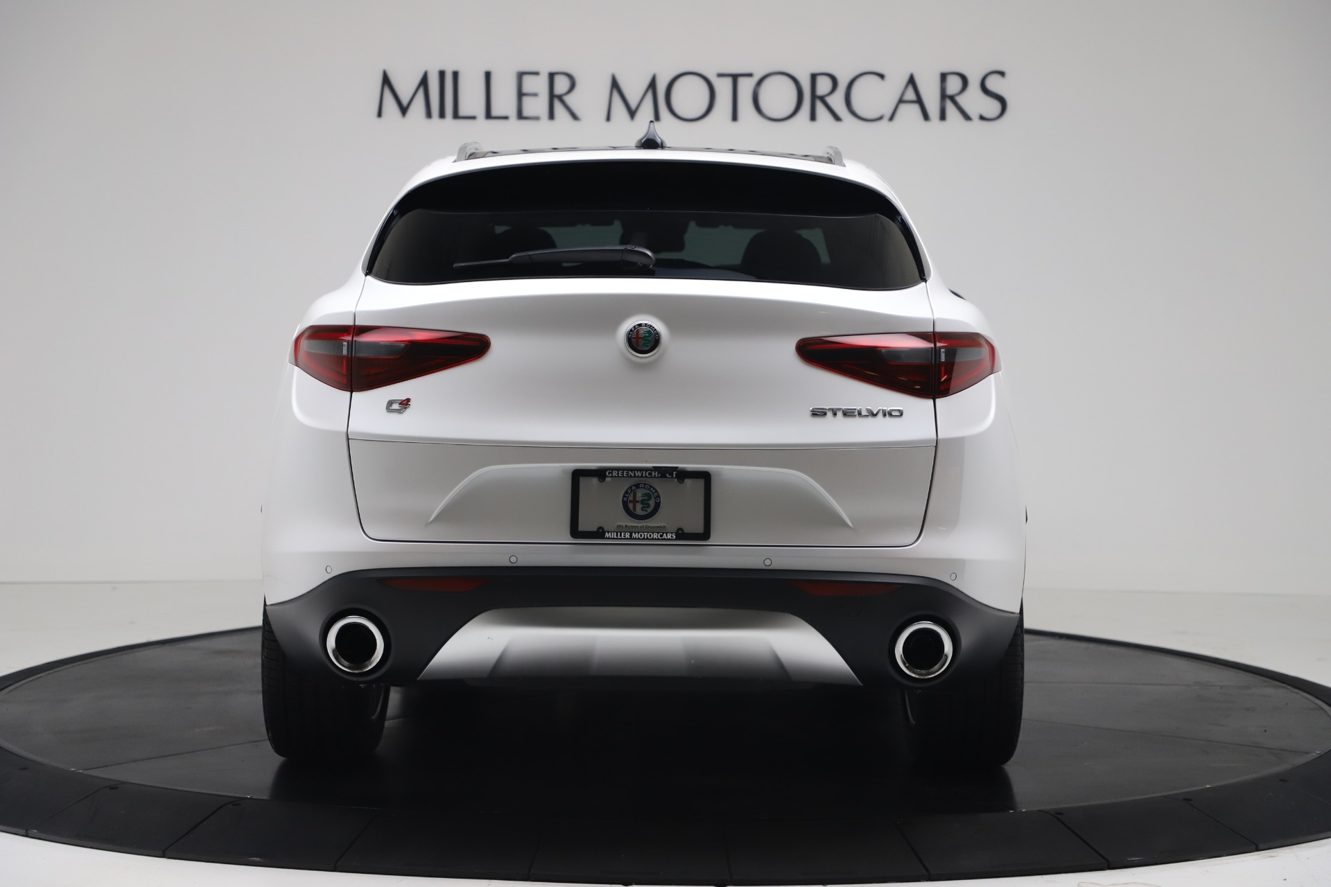 New 2019 Alfa Romeo Stelvio Ti Lusso Q4 For Sale In Westport, CT 3397_p6