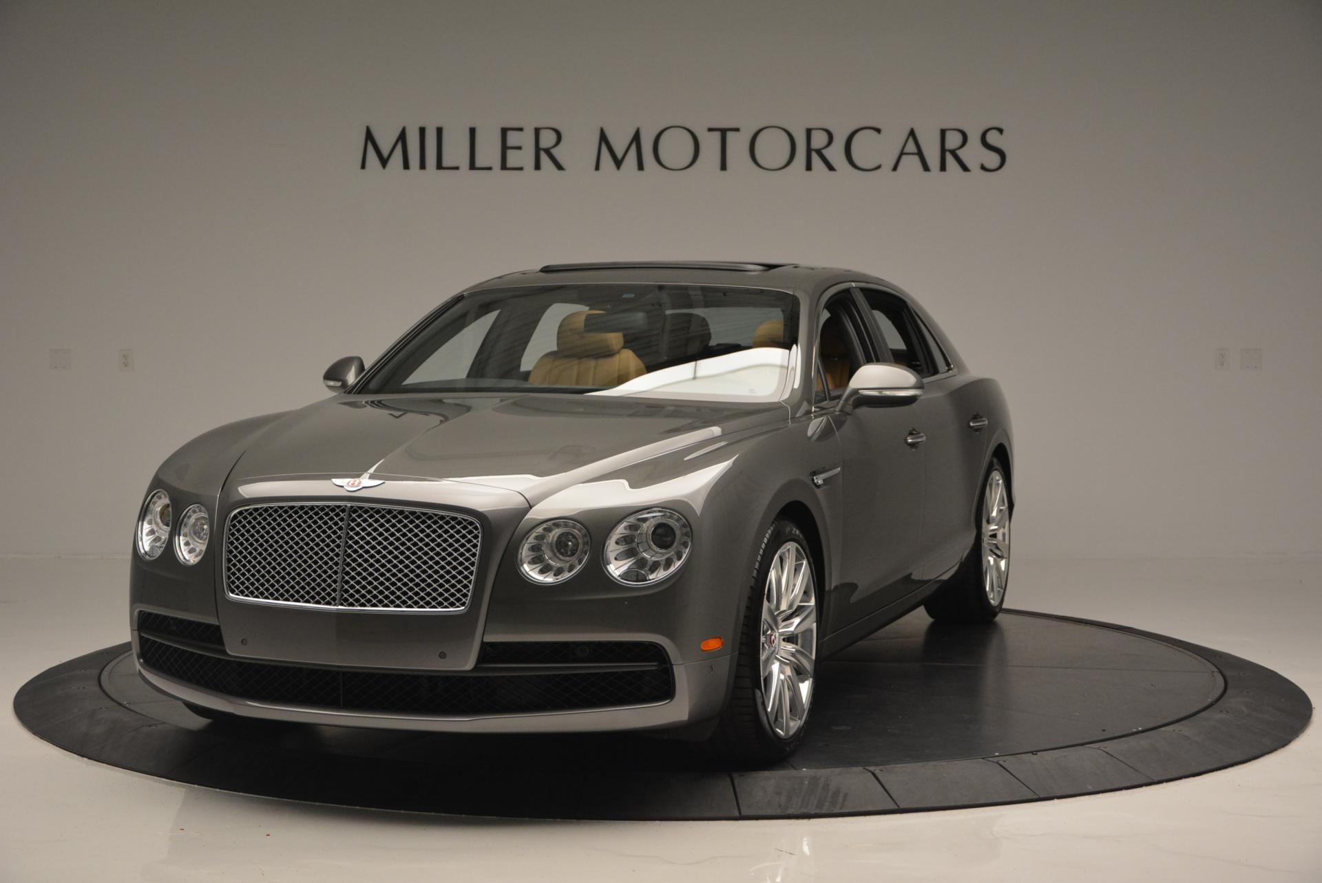 Used 2016 Bentley Flying Spur V8  For Sale In Westport, CT 34_main