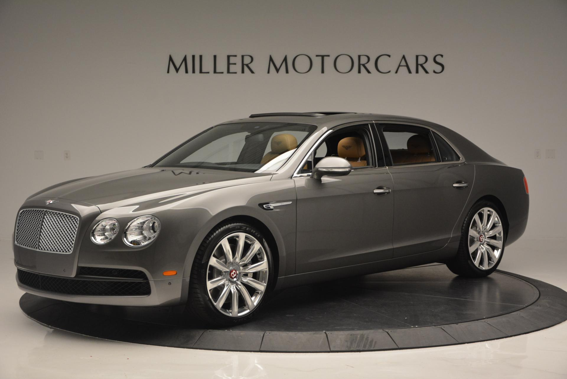 Used 2016 Bentley Flying Spur V8  For Sale In Westport, CT 34_p2