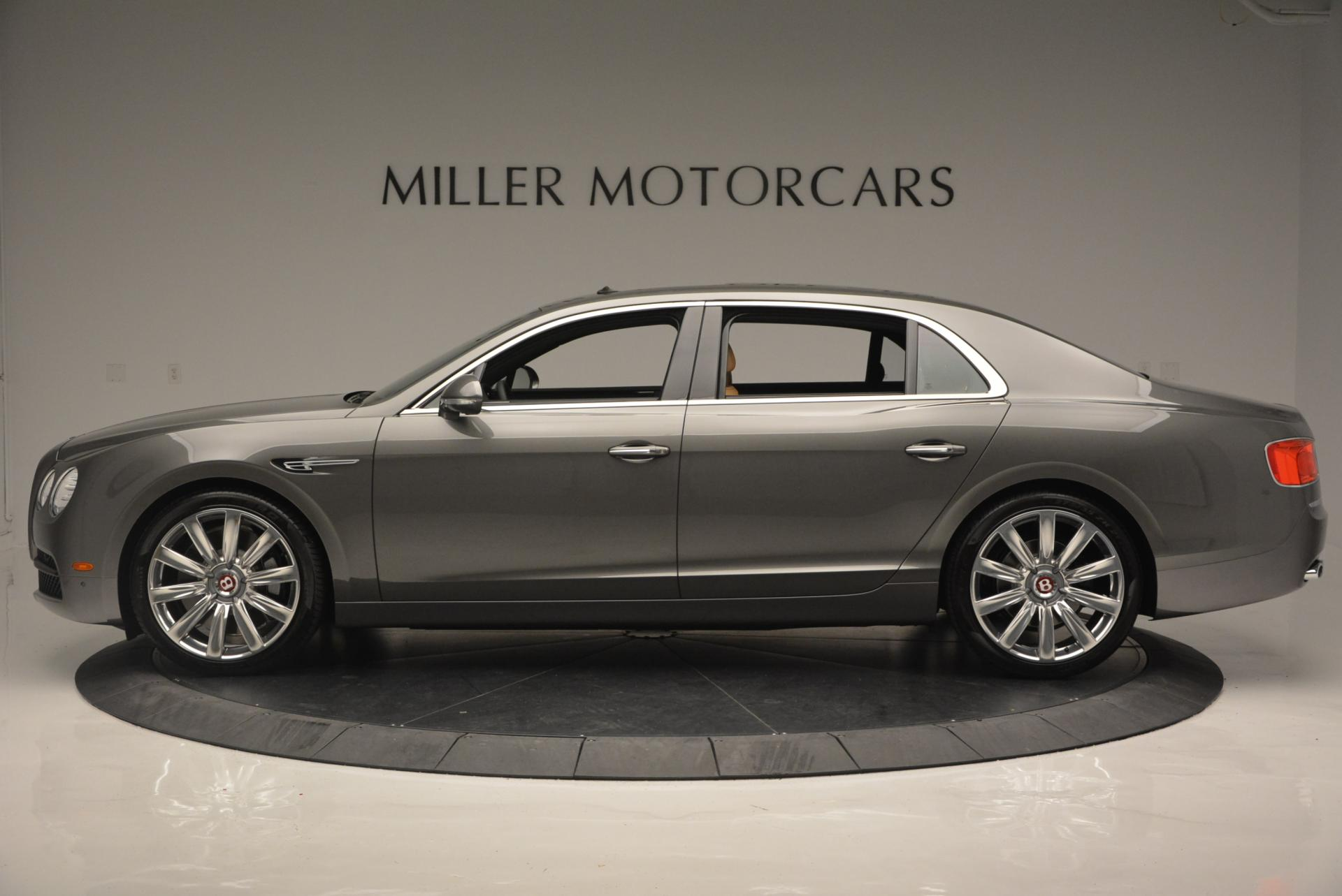 Used 2016 Bentley Flying Spur V8  For Sale In Westport, CT 34_p3