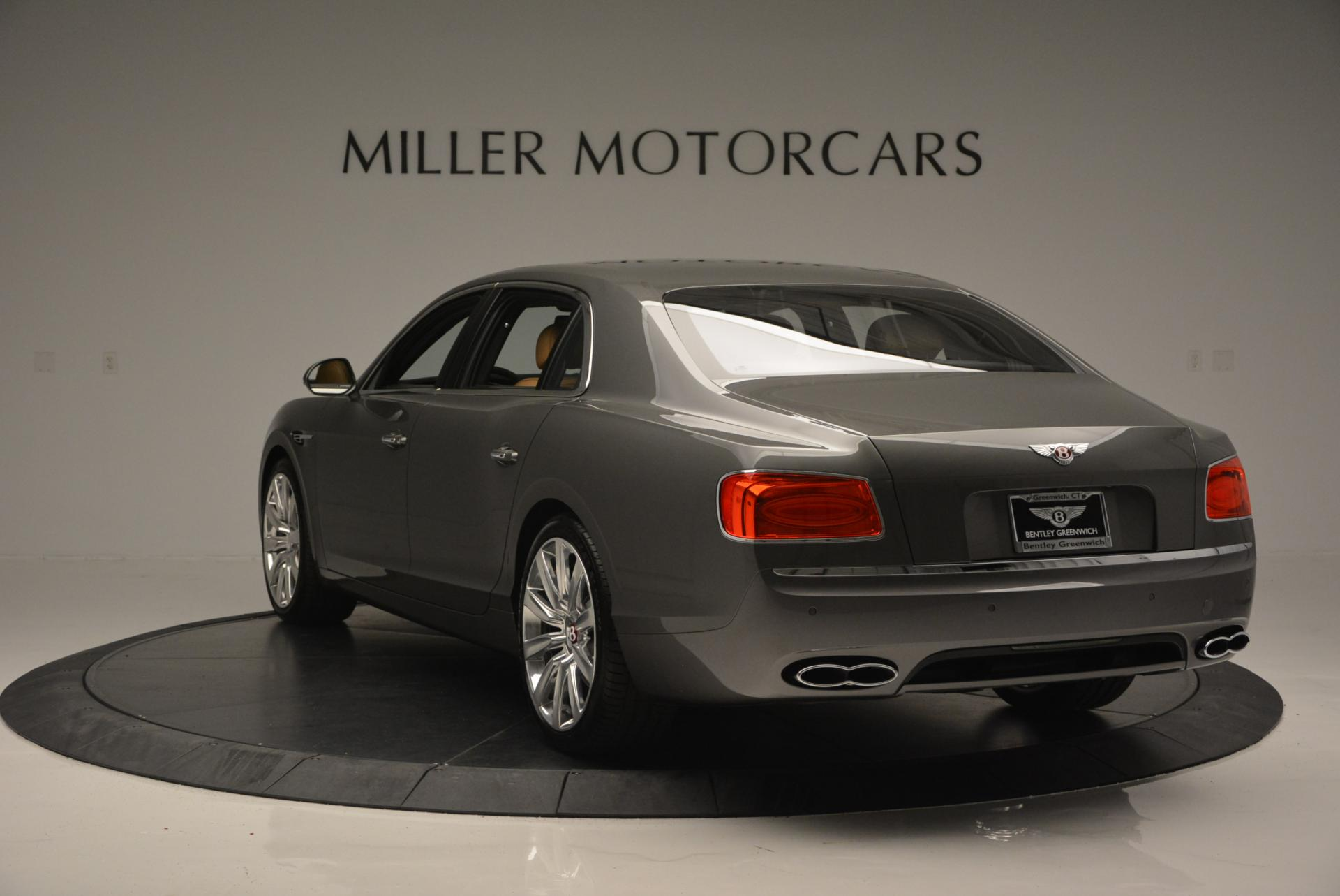 Used 2016 Bentley Flying Spur V8  For Sale In Westport, CT 34_p5