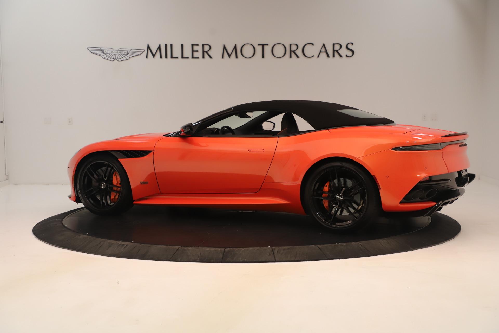 New 2020 Aston Martin DBS Superleggera For Sale In Westport, CT 3401_p23