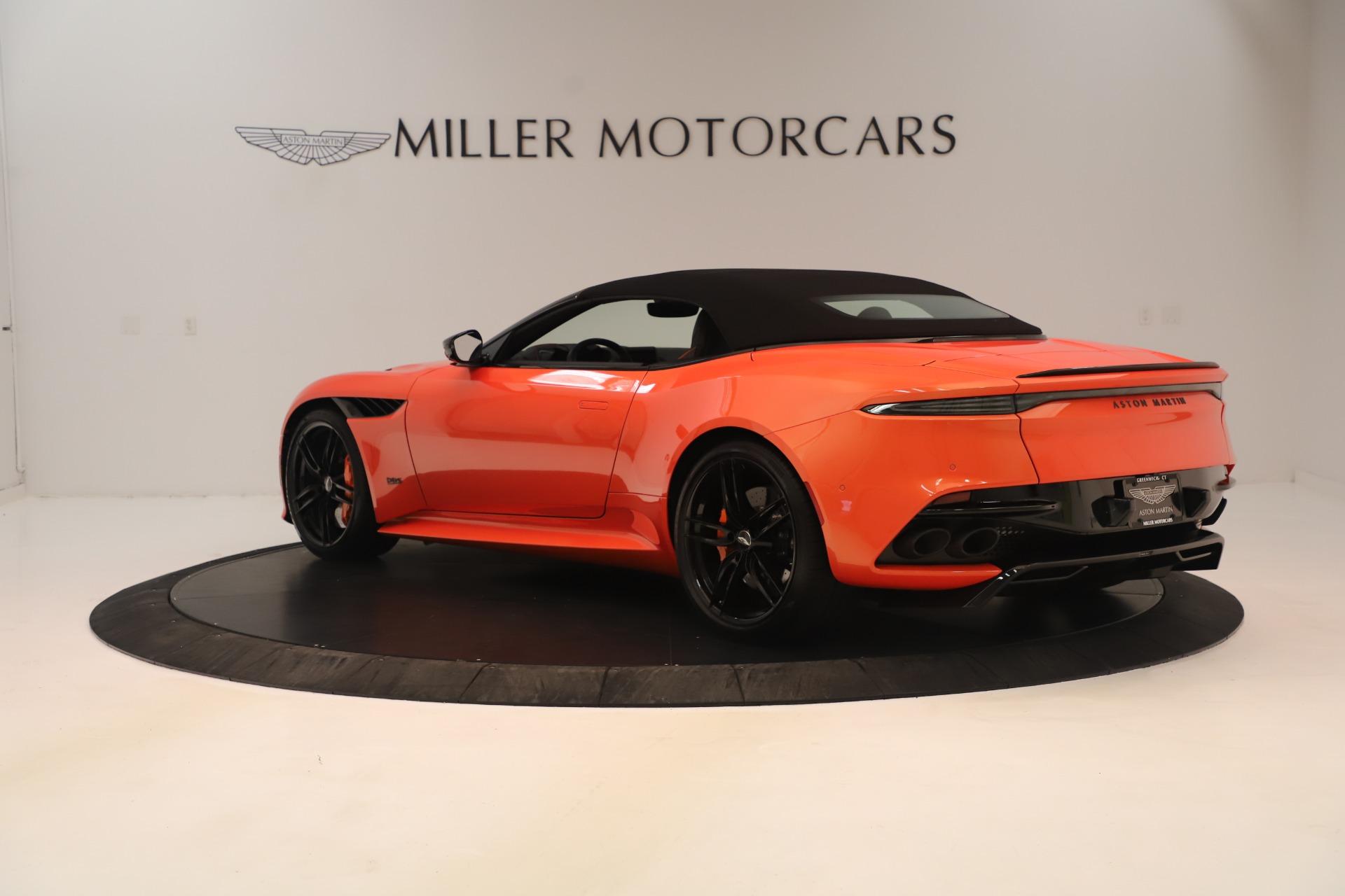 New 2020 Aston Martin DBS Superleggera For Sale In Westport, CT 3401_p24