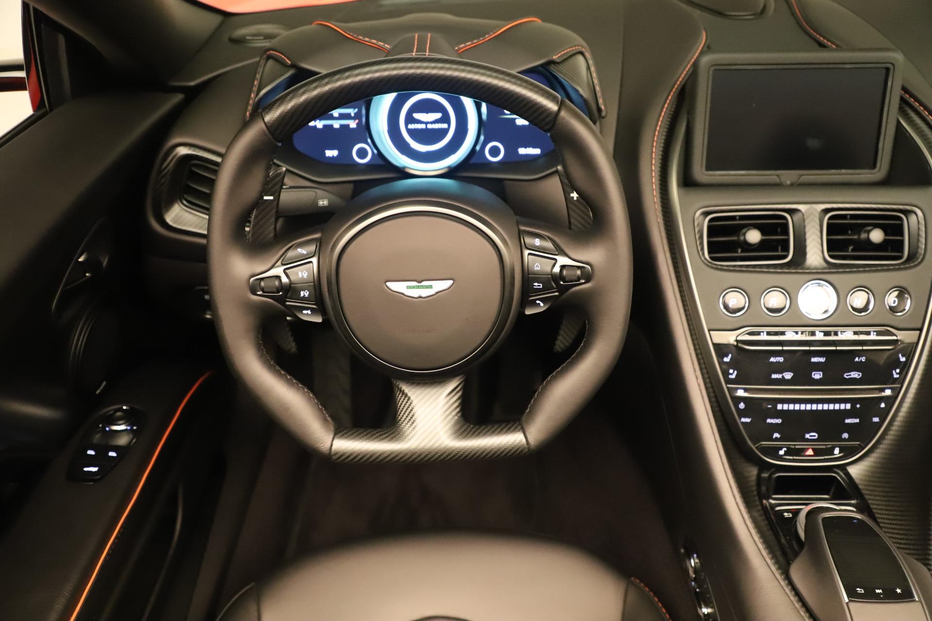 New 2020 Aston Martin DBS Superleggera For Sale In Westport, CT 3401_p37