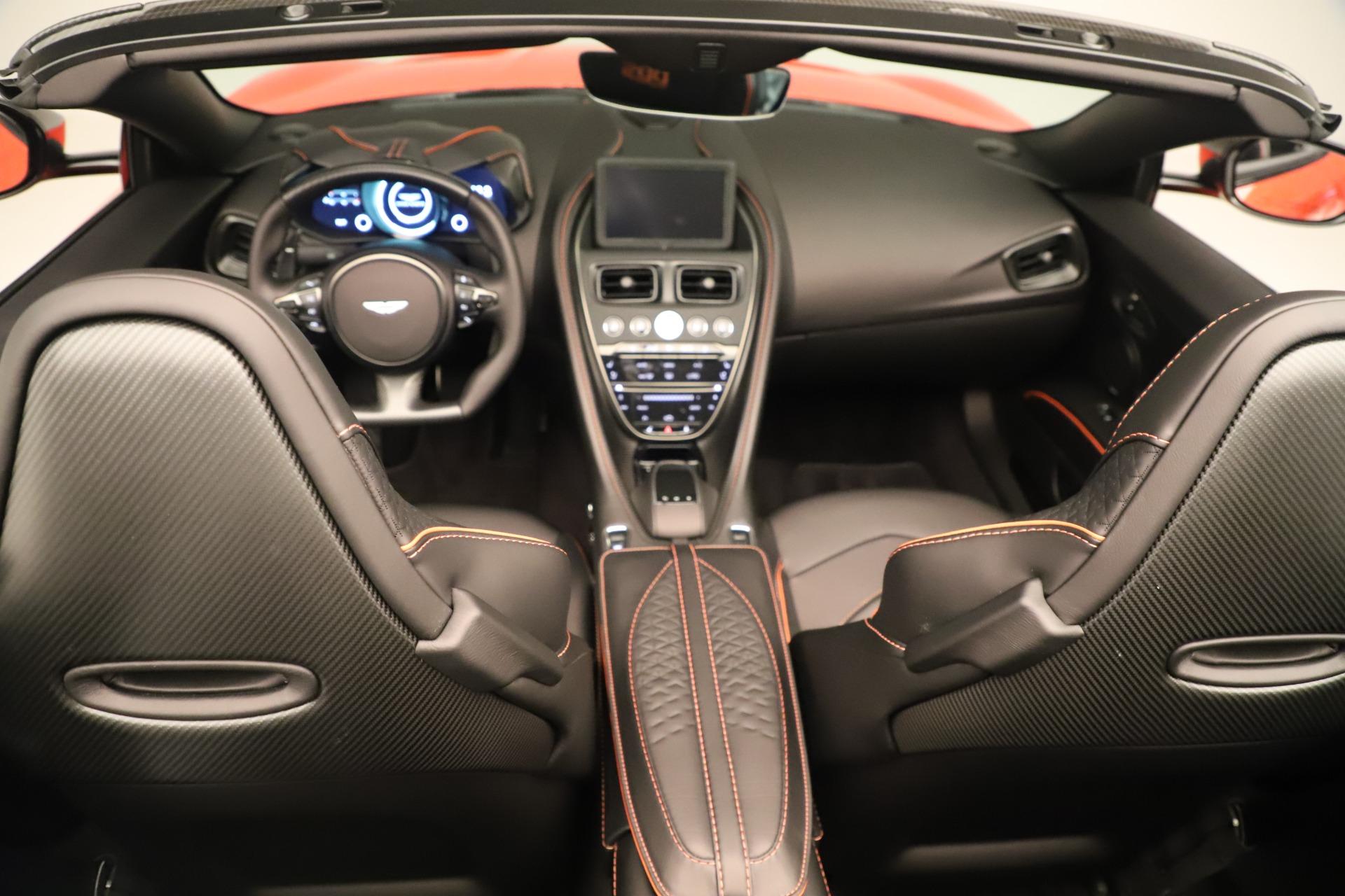 New 2020 Aston Martin DBS Superleggera For Sale In Westport, CT 3401_p38
