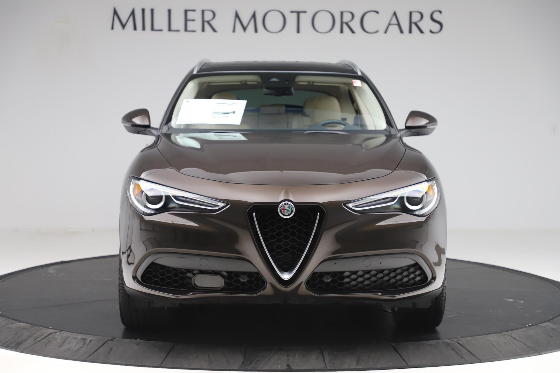 New 2019 Alfa Romeo Stelvio Ti Lusso Q4 For Sale In Westport, CT 3404_p12