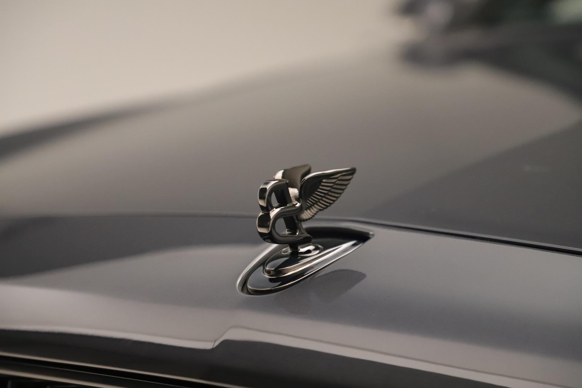 Used 2018 Bentley Mulsanne Speed Design Series For Sale In Westport, CT 3405_p14
