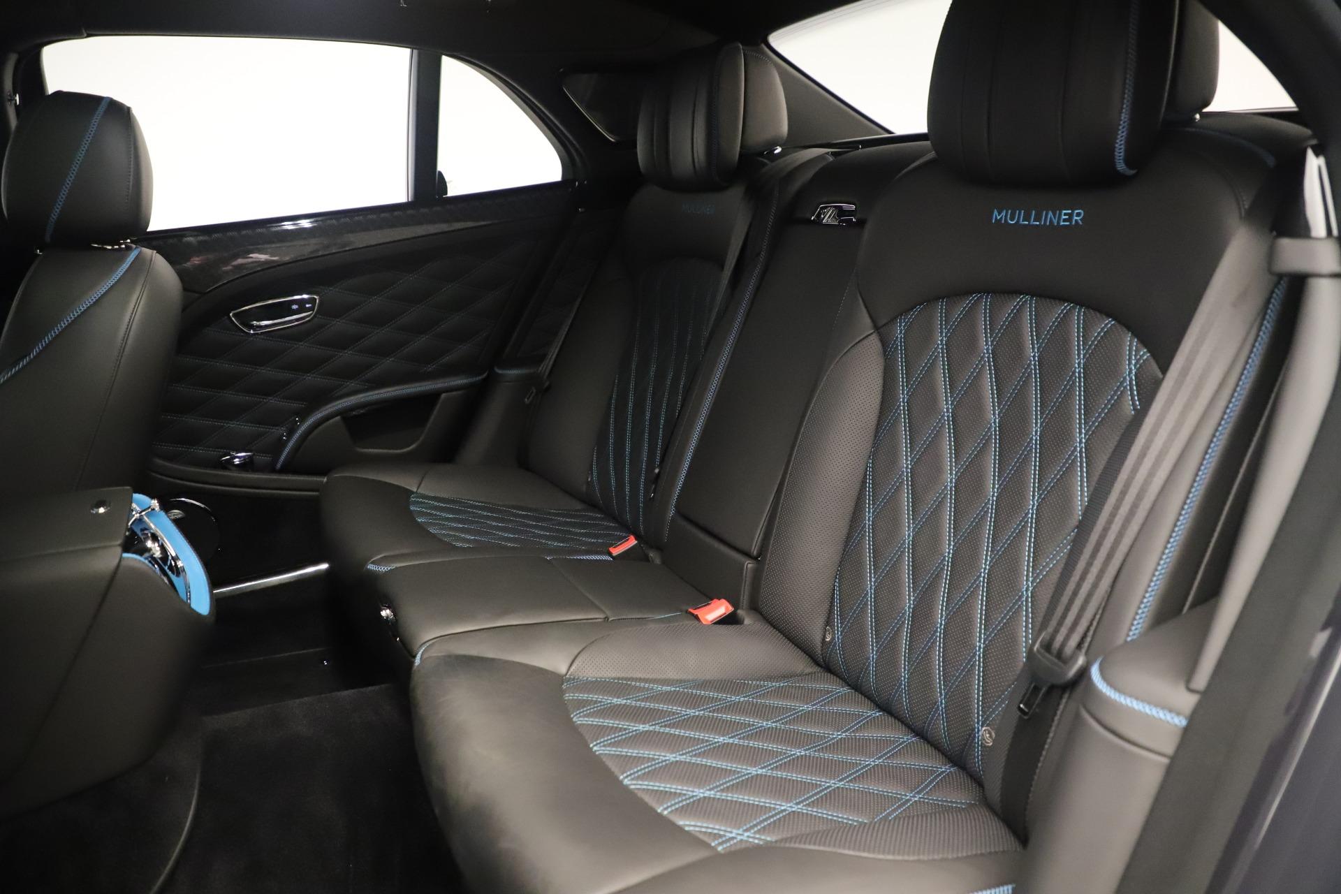 Used 2018 Bentley Mulsanne Speed Design Series For Sale In Westport, CT 3405_p25