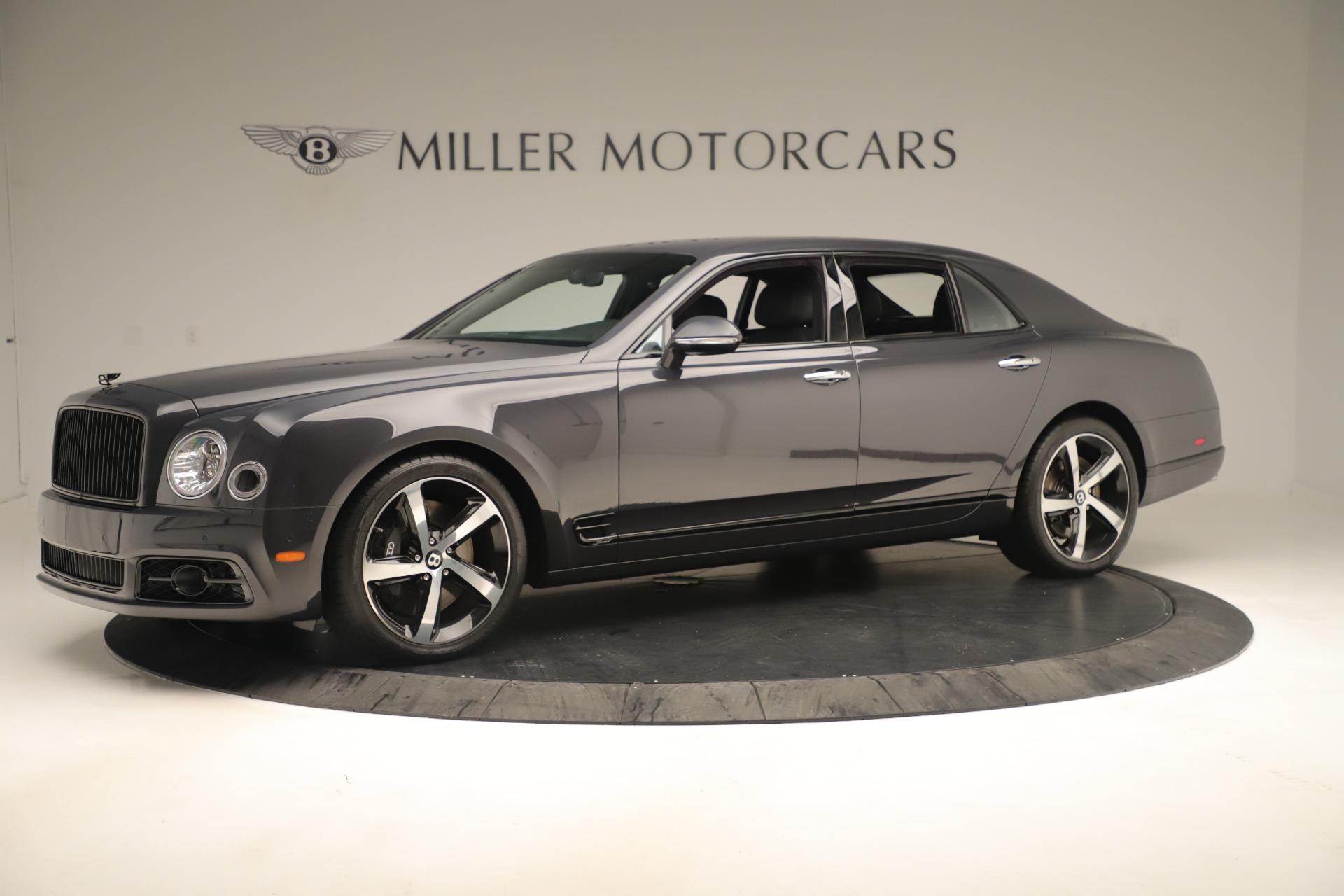 Used 2018 Bentley Mulsanne Speed Design Series For Sale In Westport, CT 3405_p2