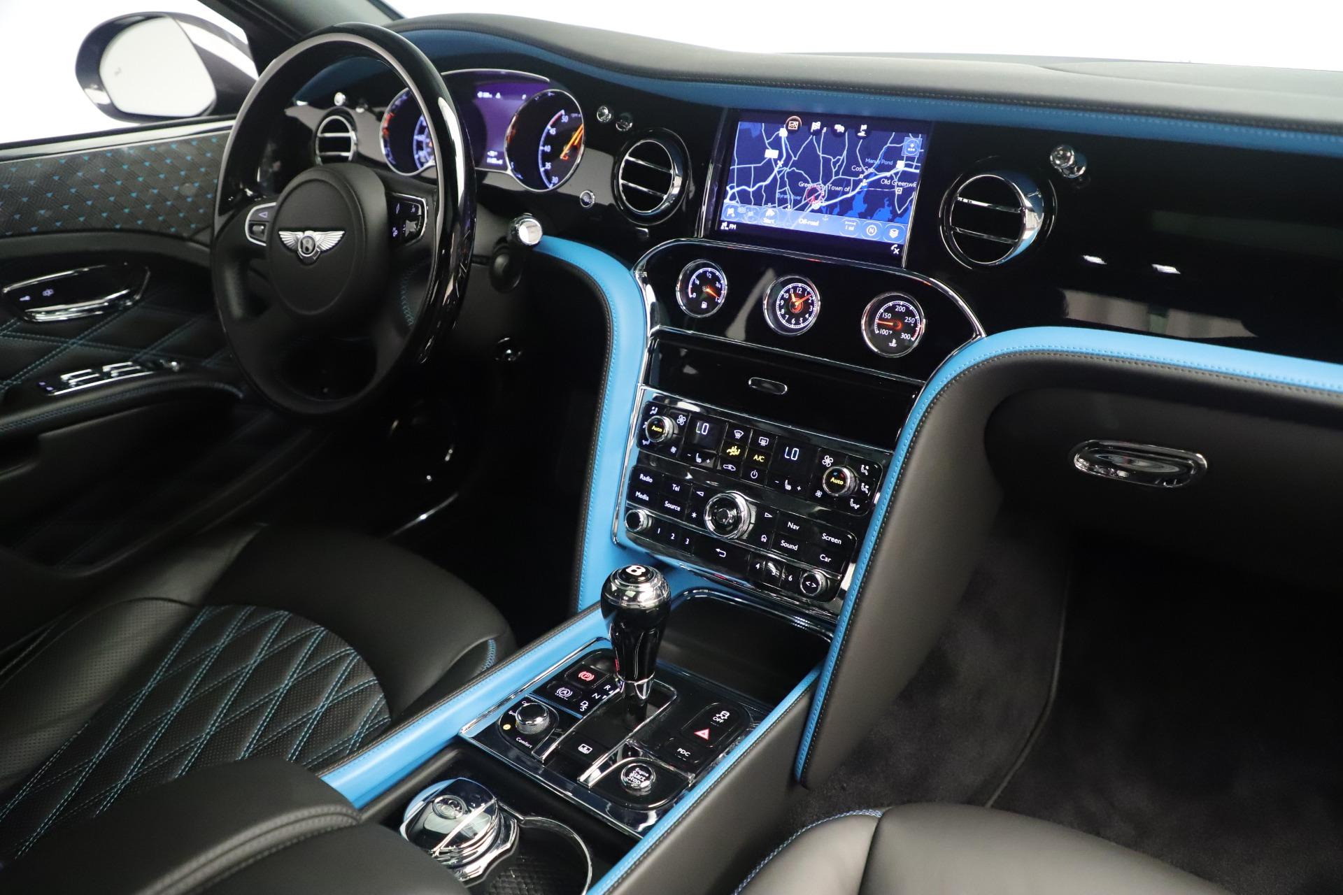 Used 2018 Bentley Mulsanne Speed Design Series For Sale In Westport, CT 3405_p33