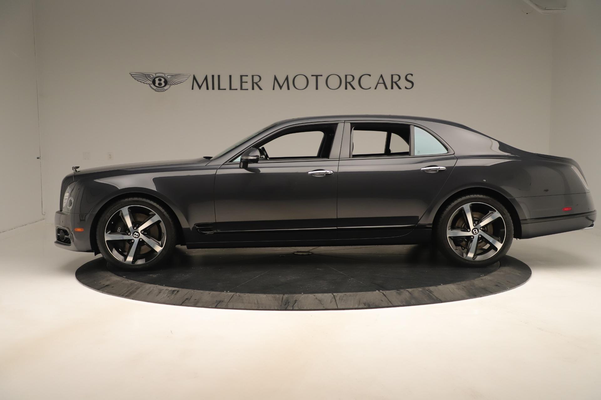 Used 2018 Bentley Mulsanne Speed Design Series For Sale In Westport, CT 3405_p3