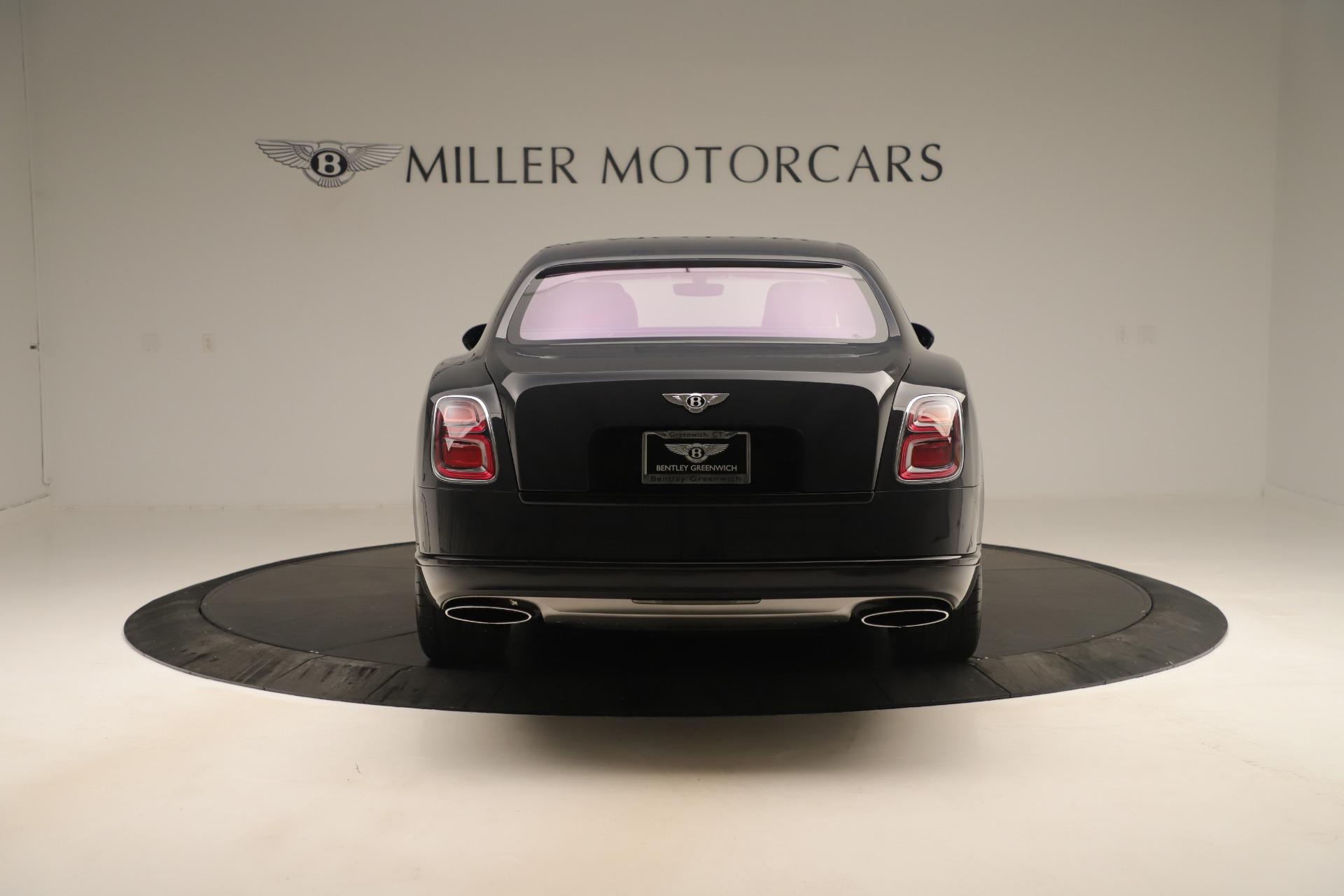 Used 2018 Bentley Mulsanne Speed Design Series For Sale In Westport, CT 3405_p6