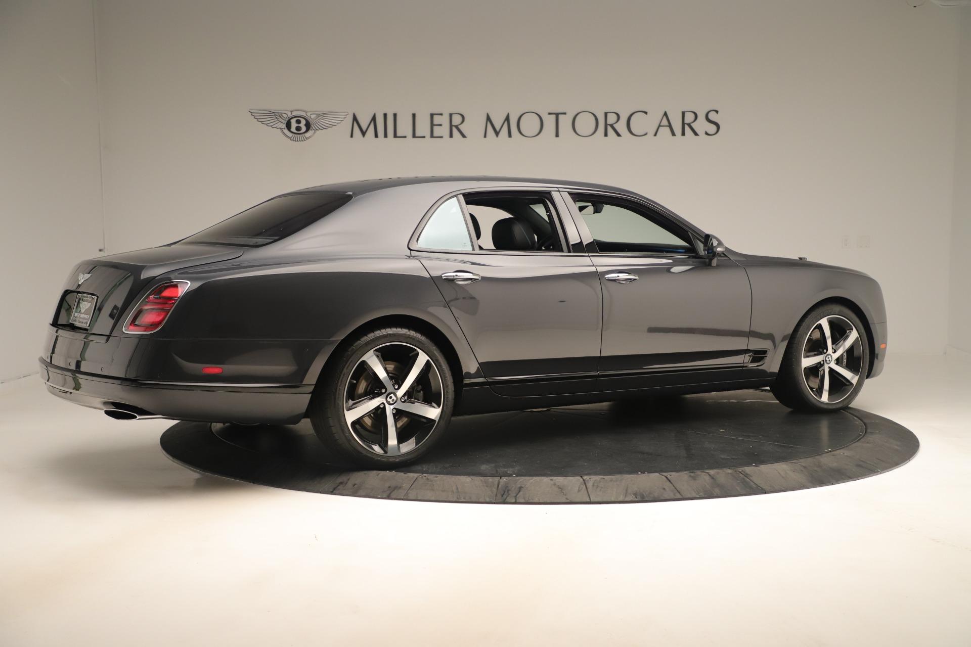 Used 2018 Bentley Mulsanne Speed Design Series For Sale In Westport, CT 3405_p8