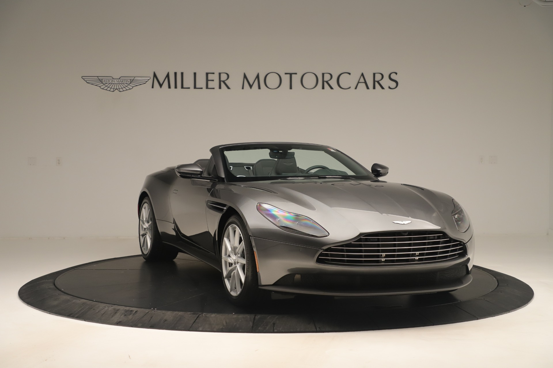 Used 2020 Aston Martin DB11 V8 For Sale In Westport, CT 3406_p11