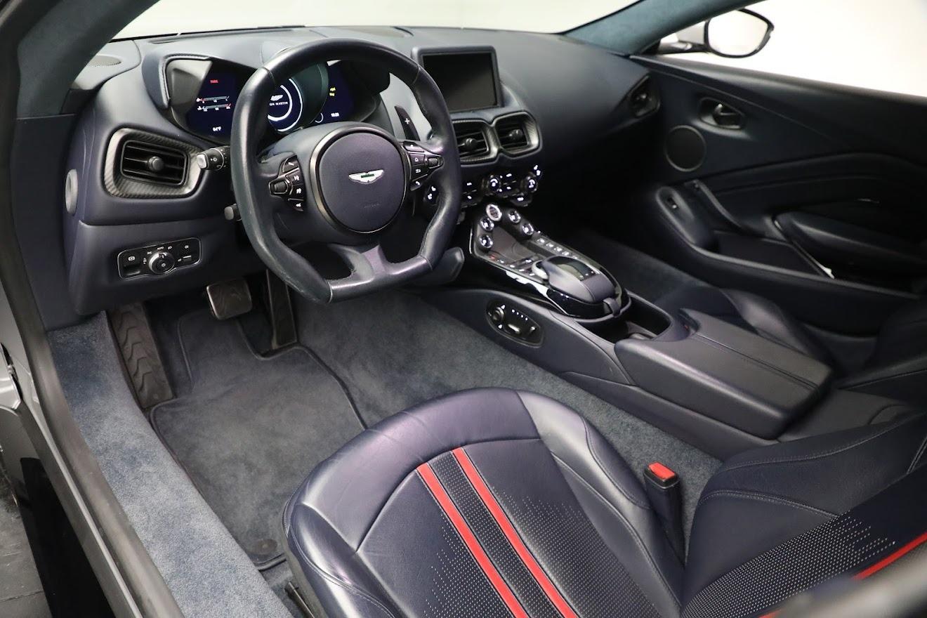 New 2020 Aston Martin Vantage  For Sale In Westport, CT 3407_p13