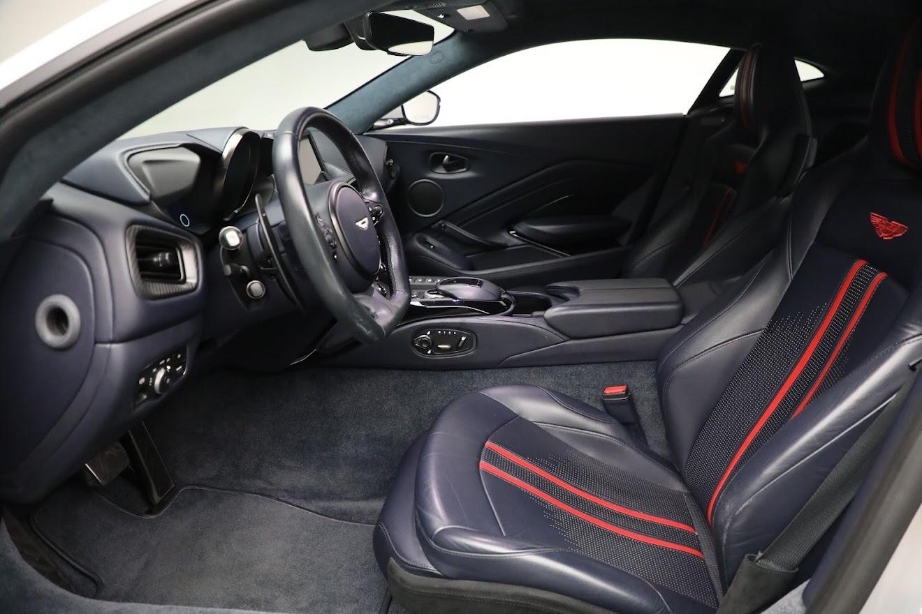 New 2020 Aston Martin Vantage  For Sale In Westport, CT 3407_p14