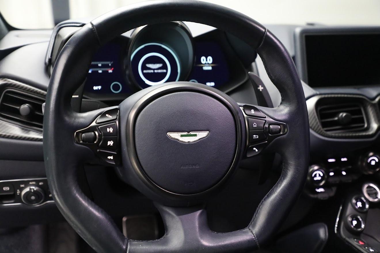 New 2020 Aston Martin Vantage  For Sale In Westport, CT 3407_p18