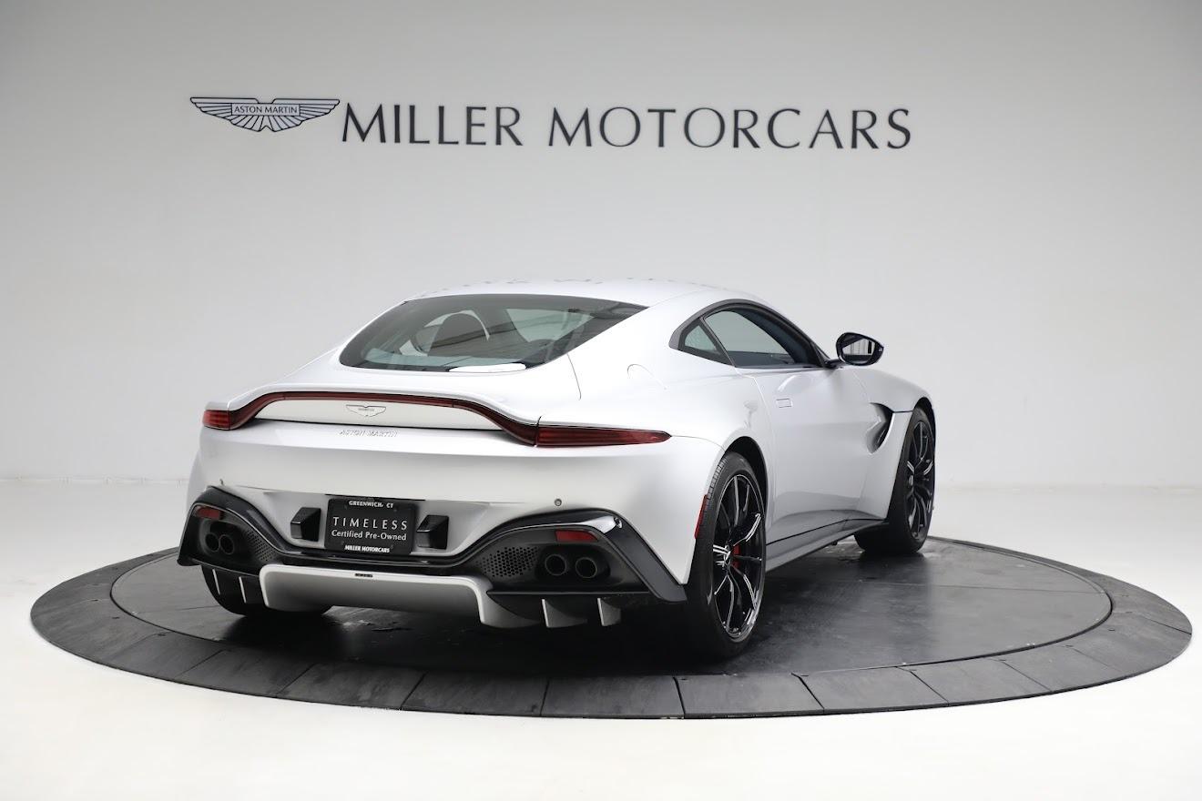 New 2020 Aston Martin Vantage  For Sale In Westport, CT 3407_p6