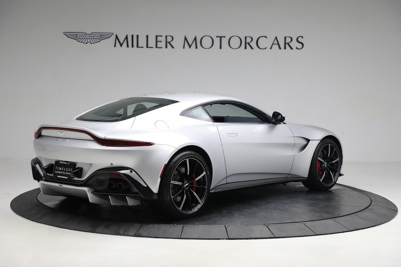 New 2020 Aston Martin Vantage  For Sale In Westport, CT 3407_p7