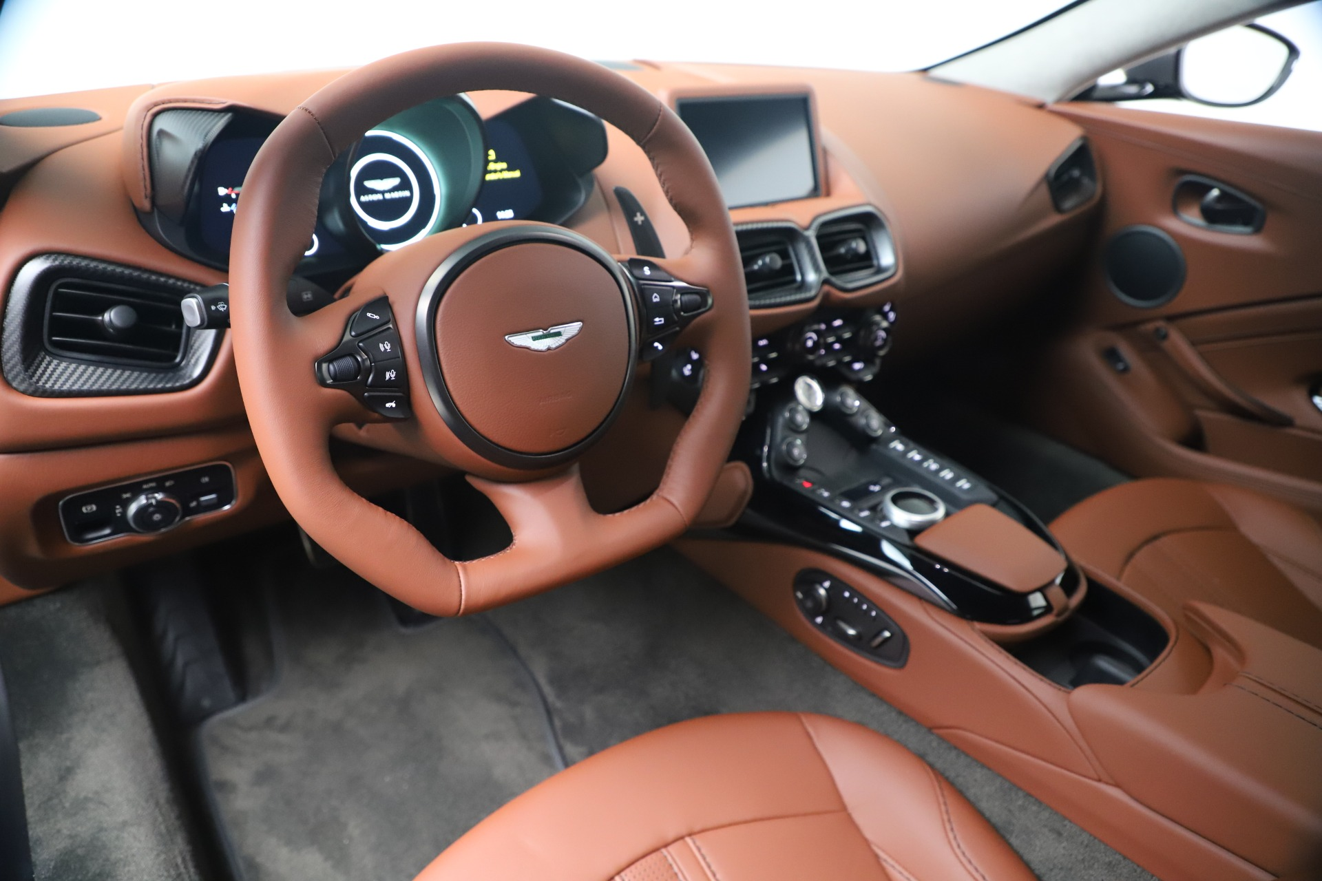 New 2020 Aston Martin Vantage Coupe For Sale In Westport, CT 3409_p13