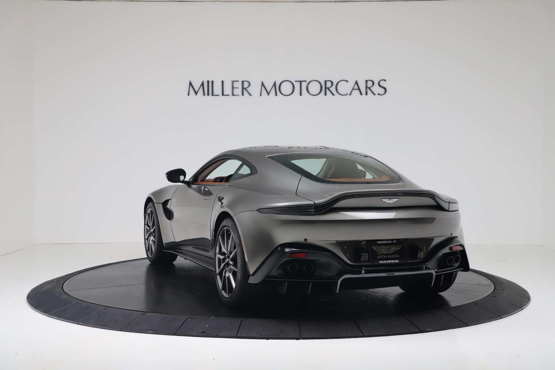 New 2020 Aston Martin Vantage Coupe For Sale In Westport, CT 3409_p6