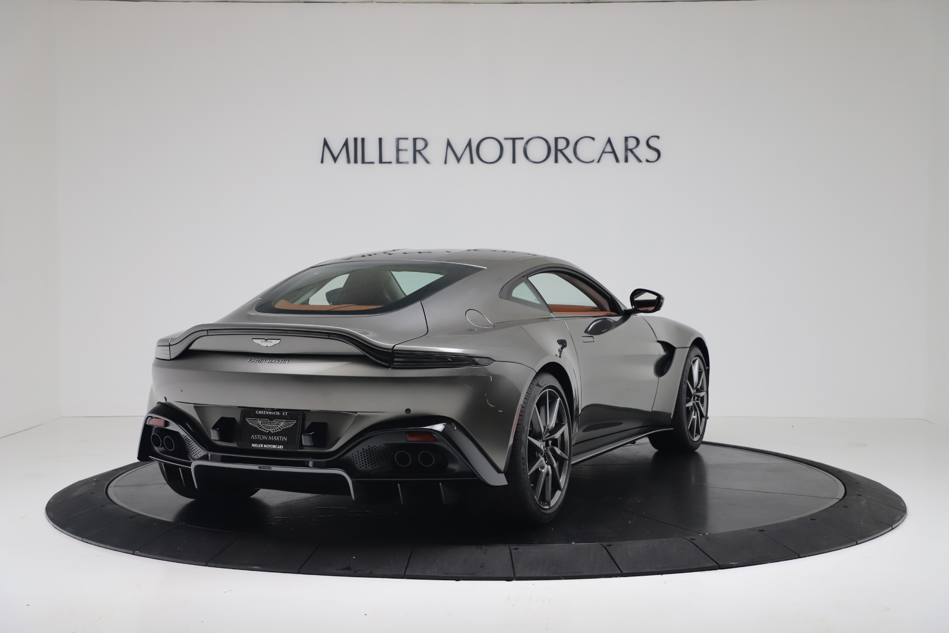 New 2020 Aston Martin Vantage Coupe For Sale In Westport, CT 3409_p8