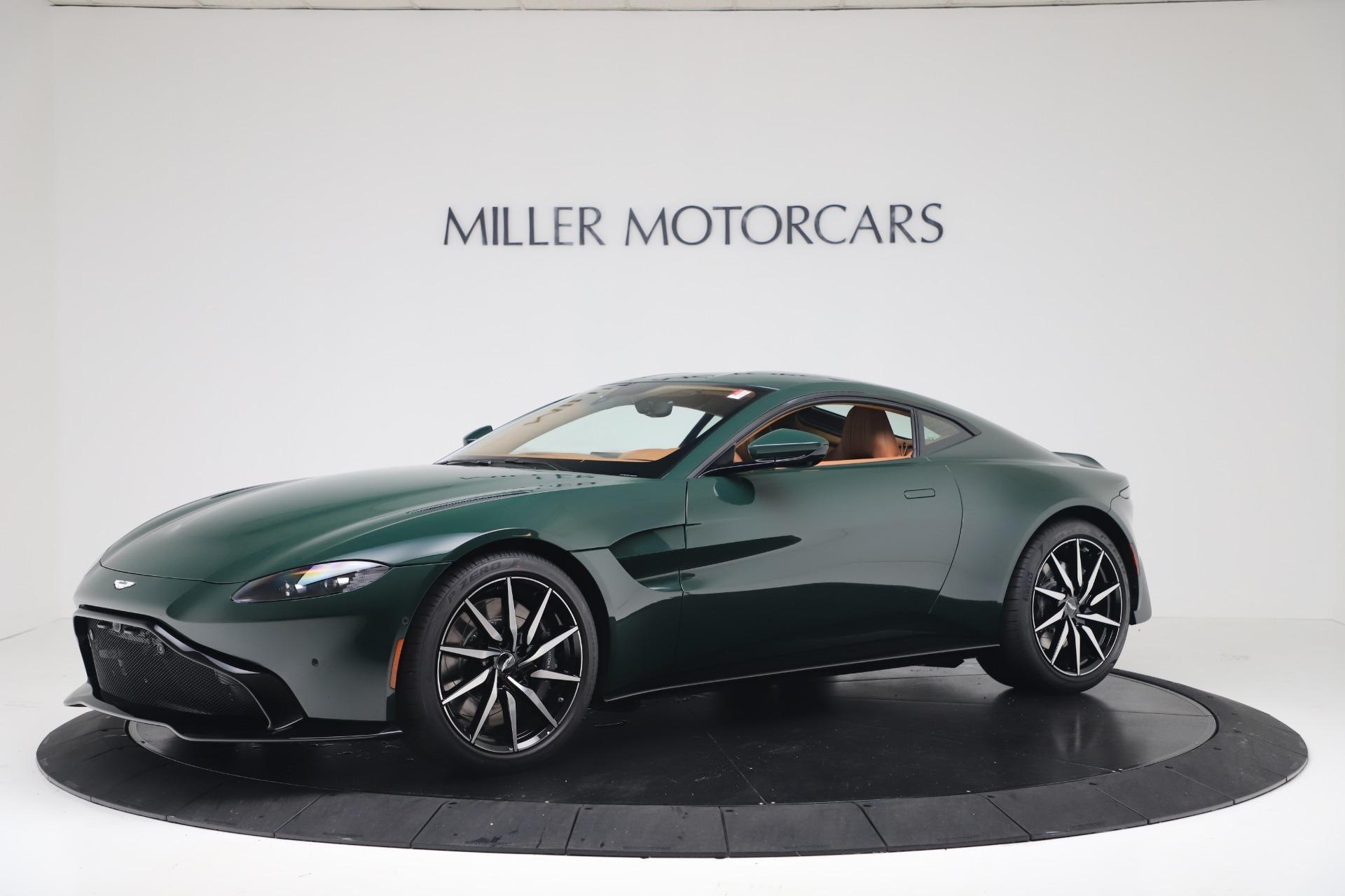 New 2020 Aston Martin Vantage  For Sale In Westport, CT 3411_main