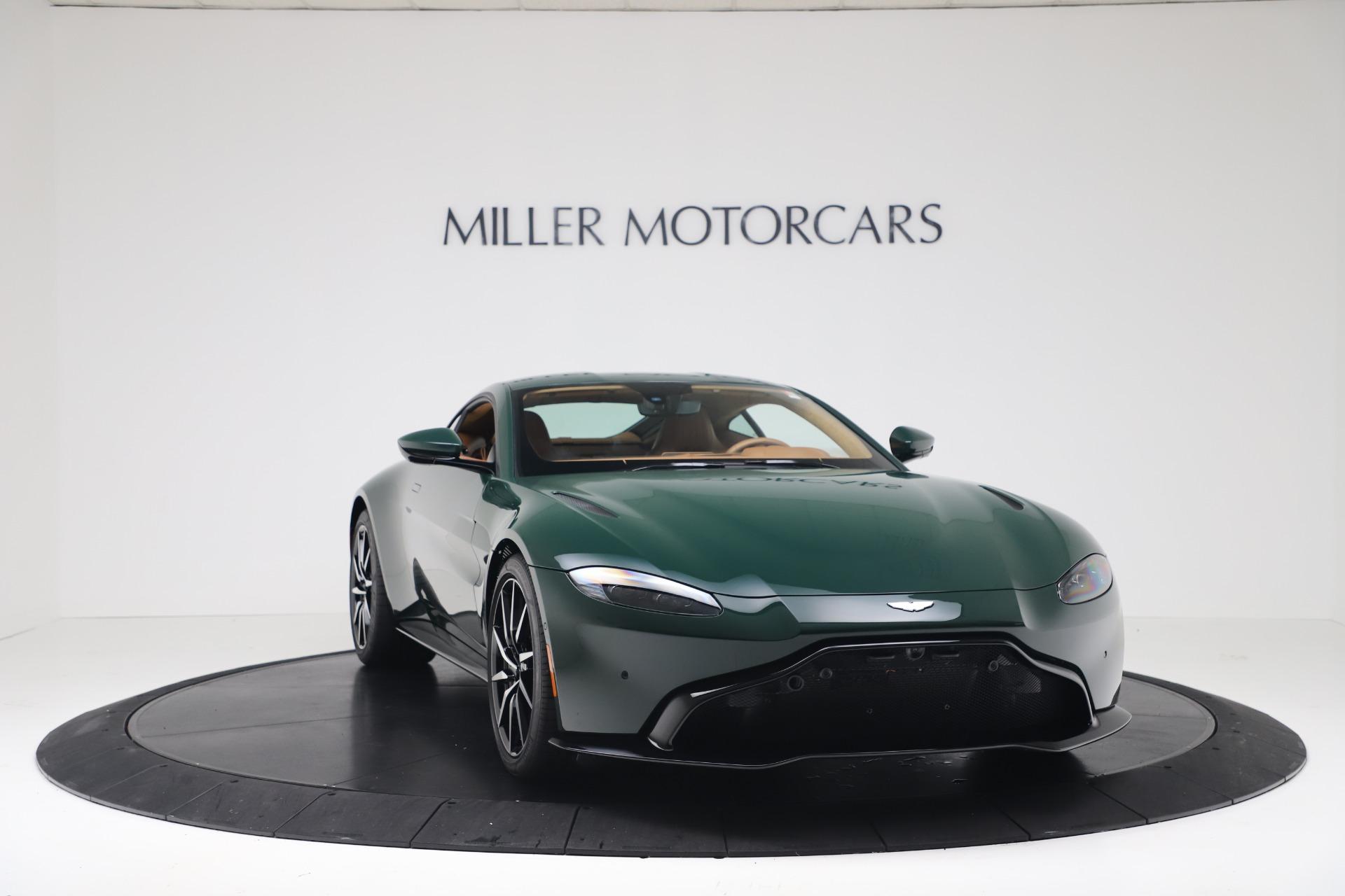 New 2020 Aston Martin Vantage  For Sale In Westport, CT 3411_p12