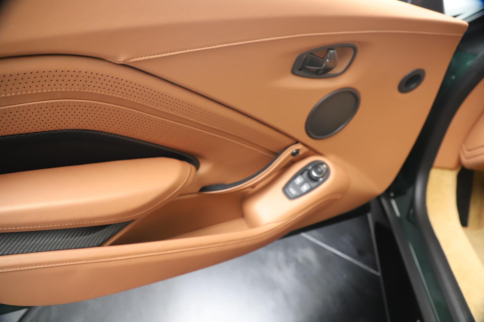 New 2020 Aston Martin Vantage  For Sale In Westport, CT 3411_p16