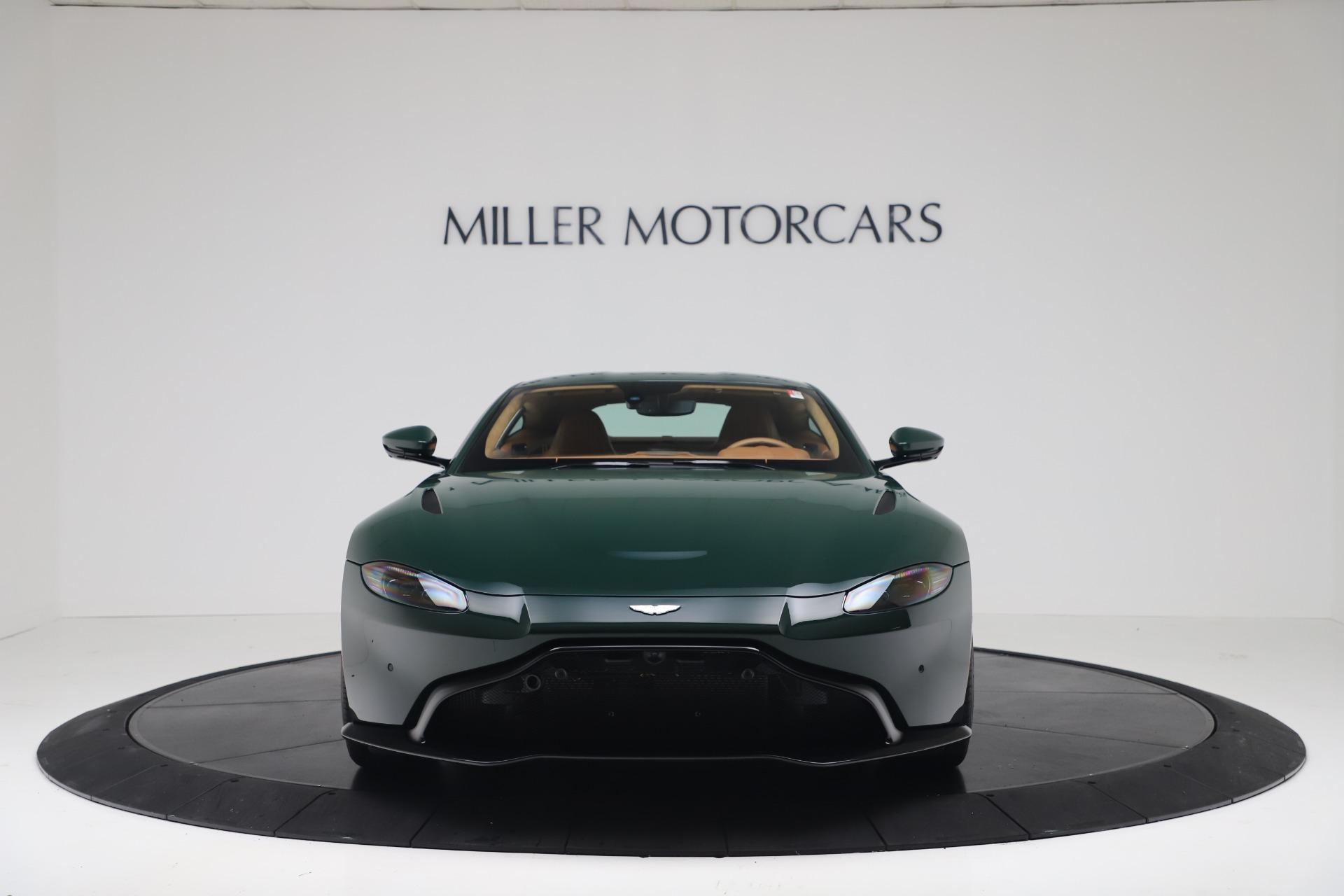 New 2020 Aston Martin Vantage  For Sale In Westport, CT 3411_p2