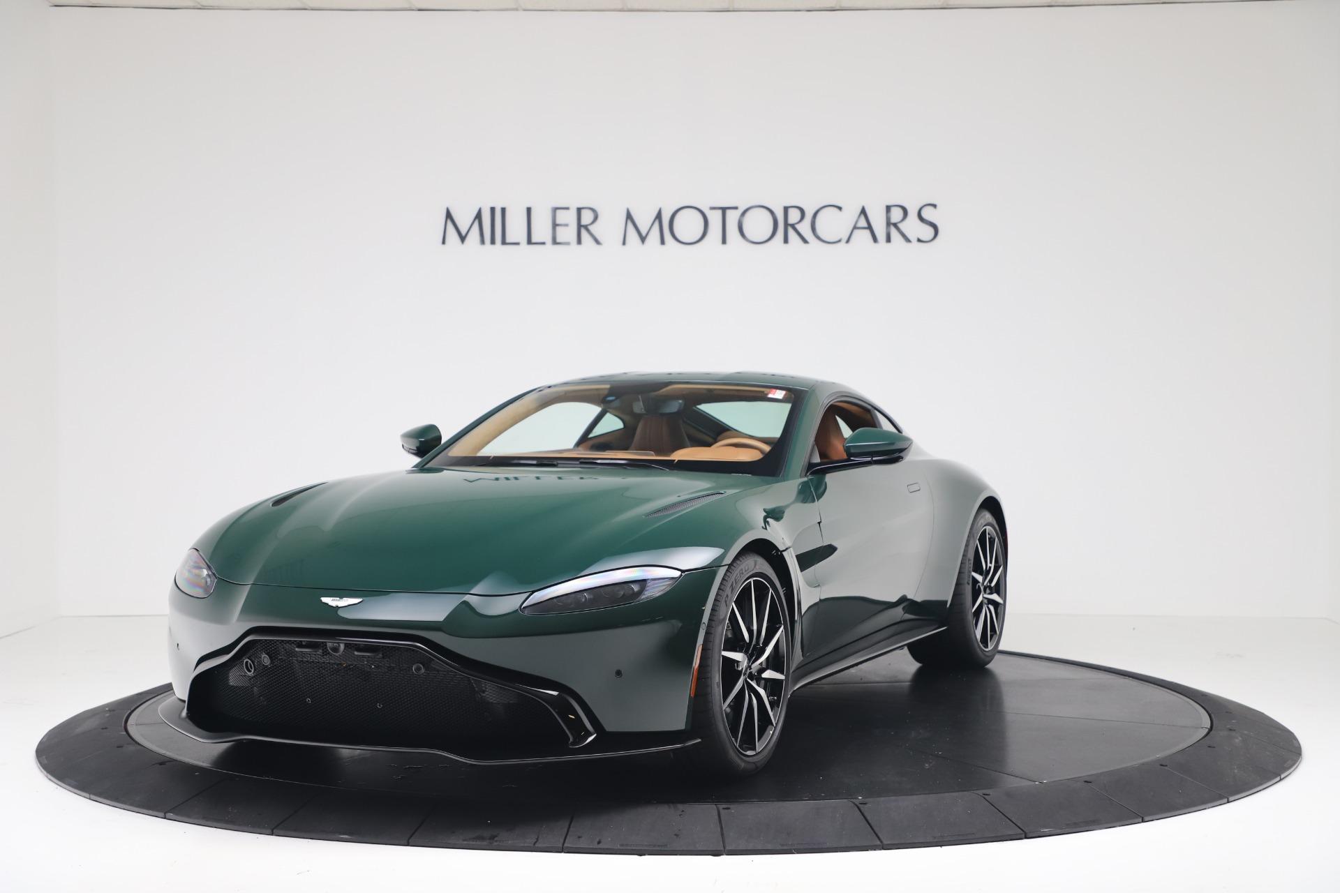 New 2020 Aston Martin Vantage  For Sale In Westport, CT 3411_p3