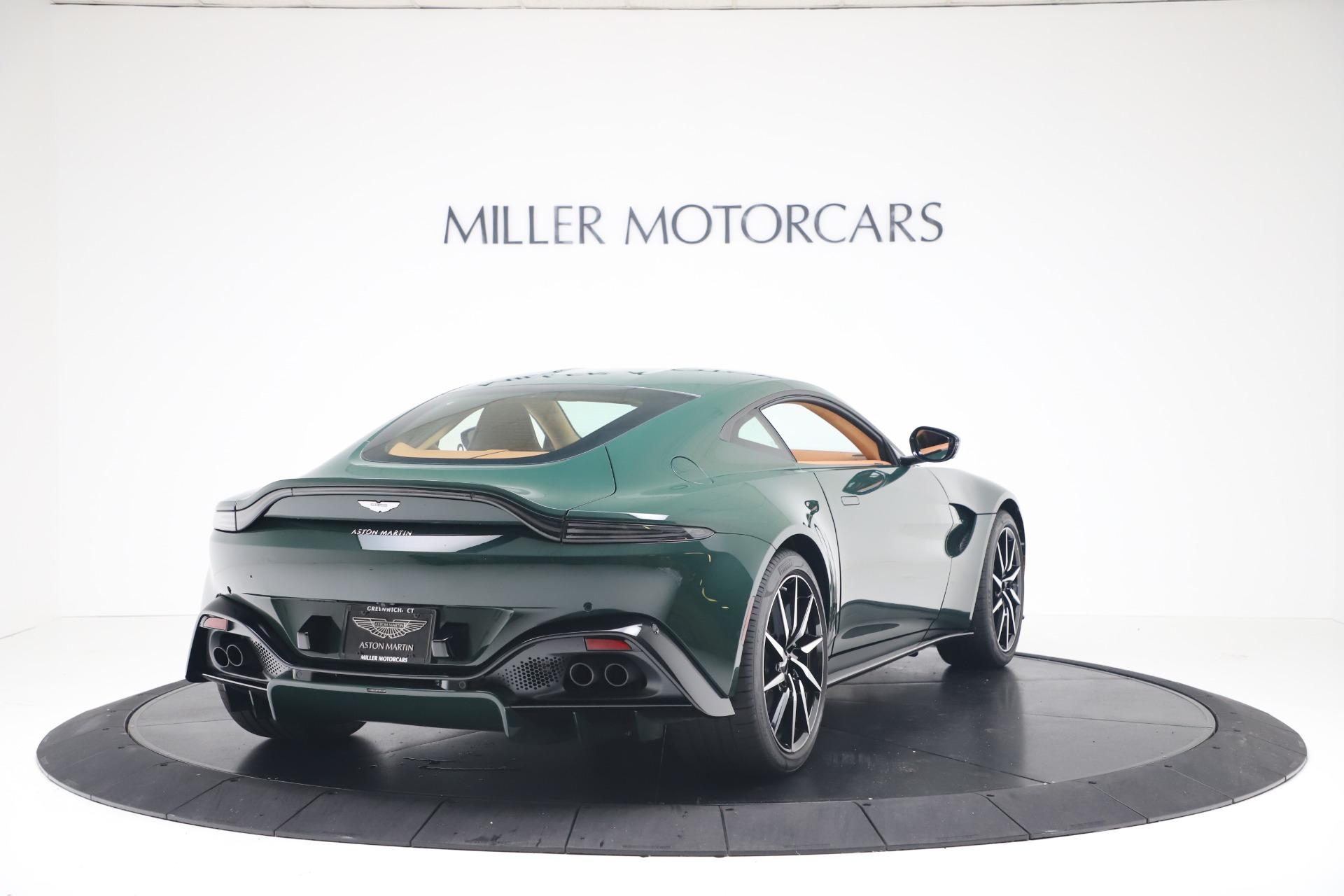 New 2020 Aston Martin Vantage  For Sale In Westport, CT 3411_p8