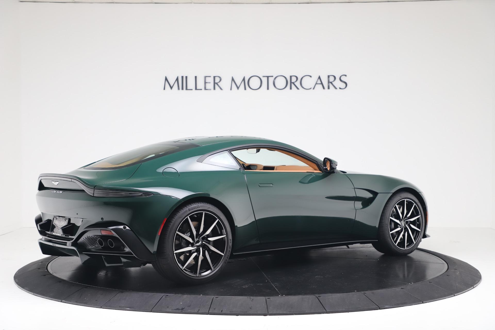 New 2020 Aston Martin Vantage  For Sale In Westport, CT 3411_p9