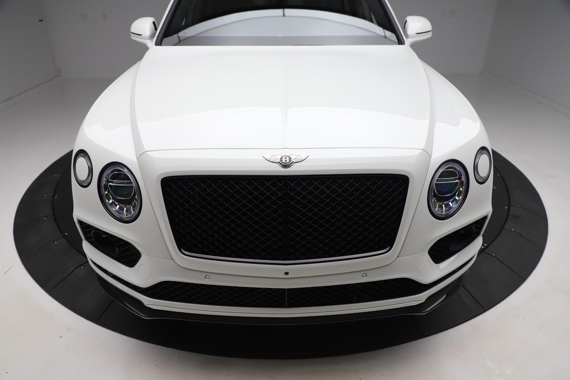 New 2020 Bentley Bentayga V8 For Sale In Westport, CT 3418_p13
