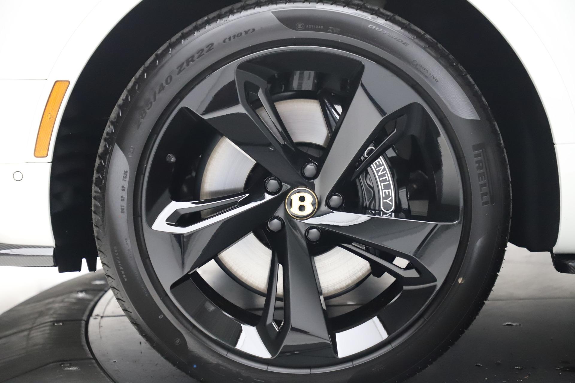 New 2020 Bentley Bentayga V8 For Sale In Westport, CT 3418_p15
