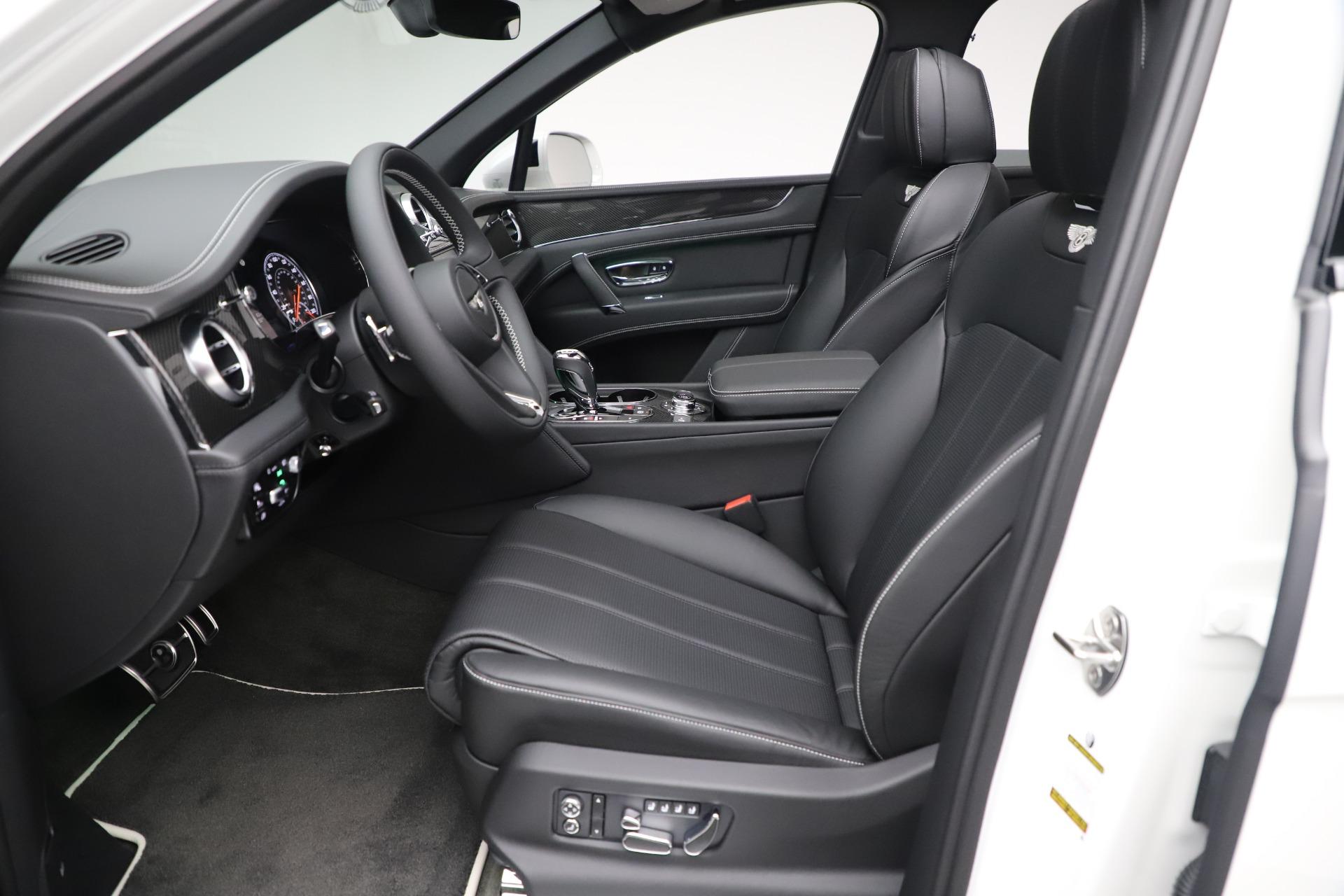 New 2020 Bentley Bentayga V8 For Sale In Westport, CT 3418_p22