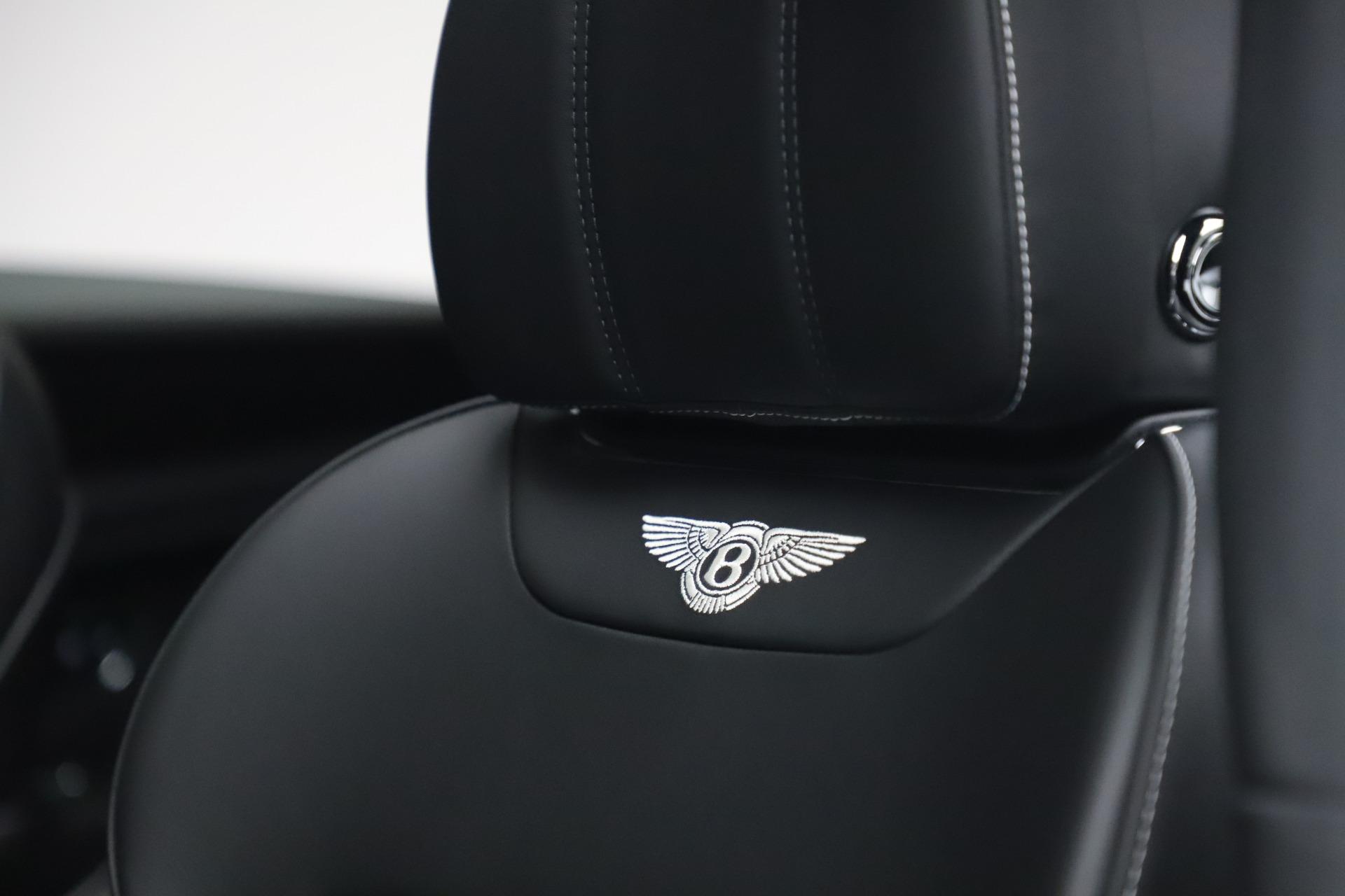 New 2020 Bentley Bentayga V8 For Sale In Westport, CT 3418_p24