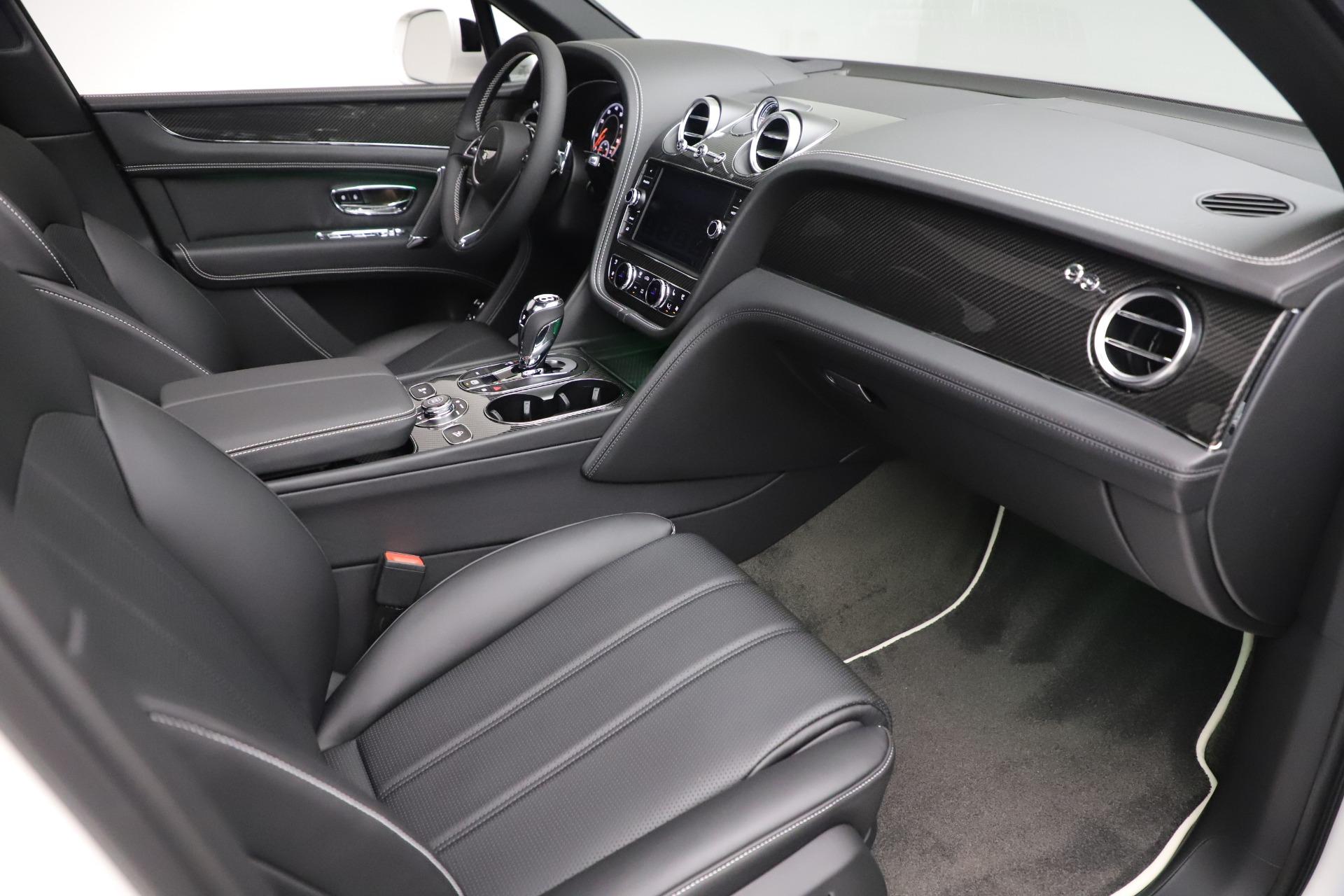 New 2020 Bentley Bentayga V8 For Sale In Westport, CT 3418_p29
