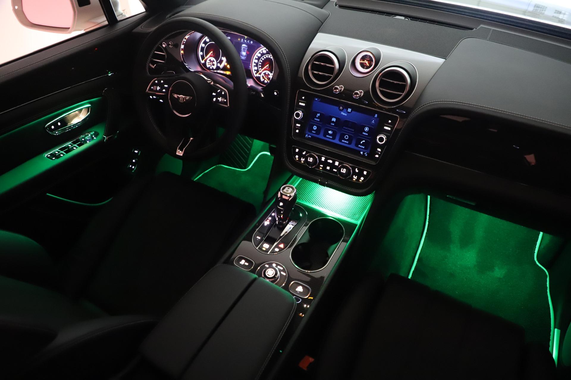 New 2020 Bentley Bentayga V8 For Sale In Westport, CT 3418_p33