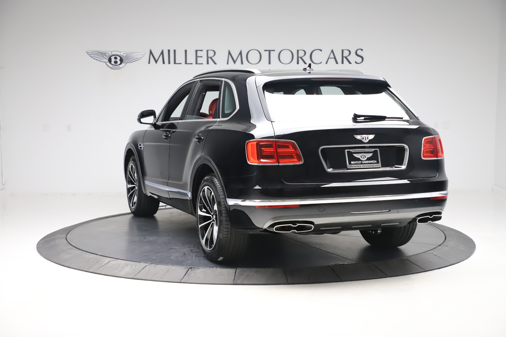New 2020 Bentley Bentayga V8 For Sale In Westport, CT 3424_p5