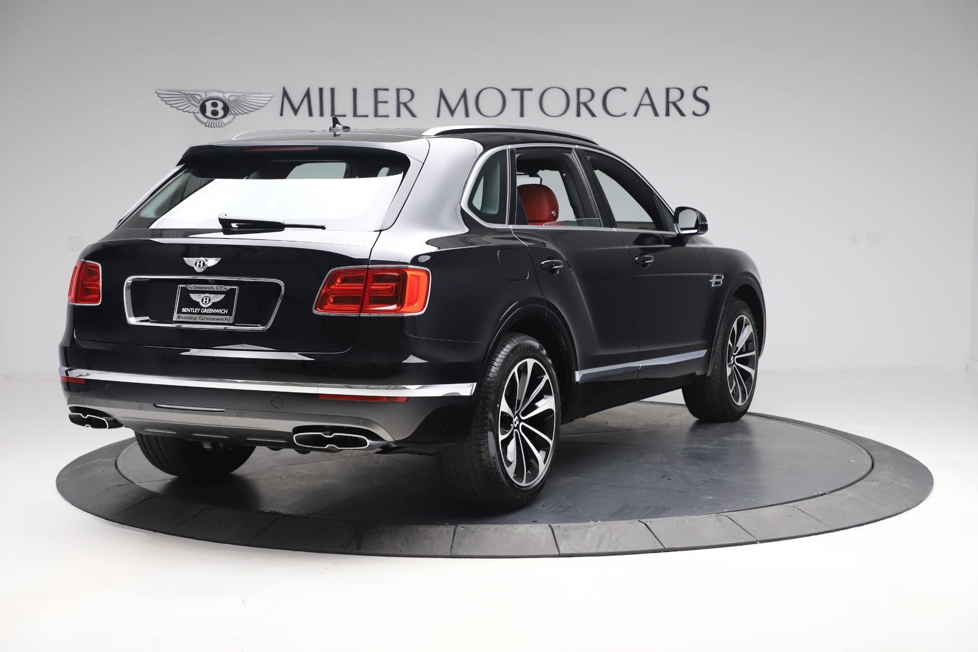 New 2020 Bentley Bentayga V8 For Sale In Westport, CT 3424_p7