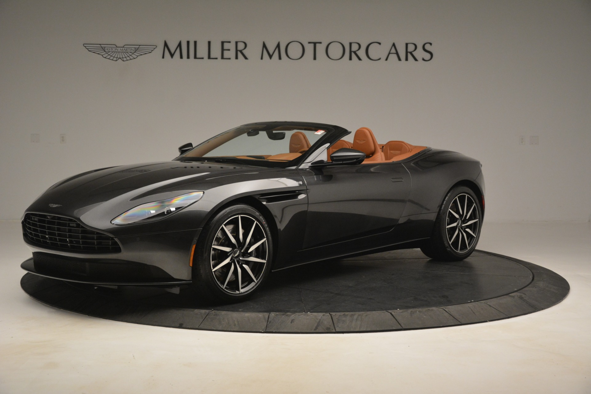 Used 2019 Aston Martin DB11 V8 Volante For Sale In Westport, CT 3434_main