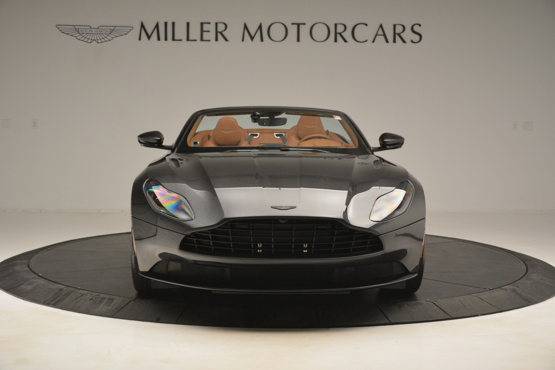Used 2019 Aston Martin DB11 V8 Volante For Sale In Westport, CT 3434_p11