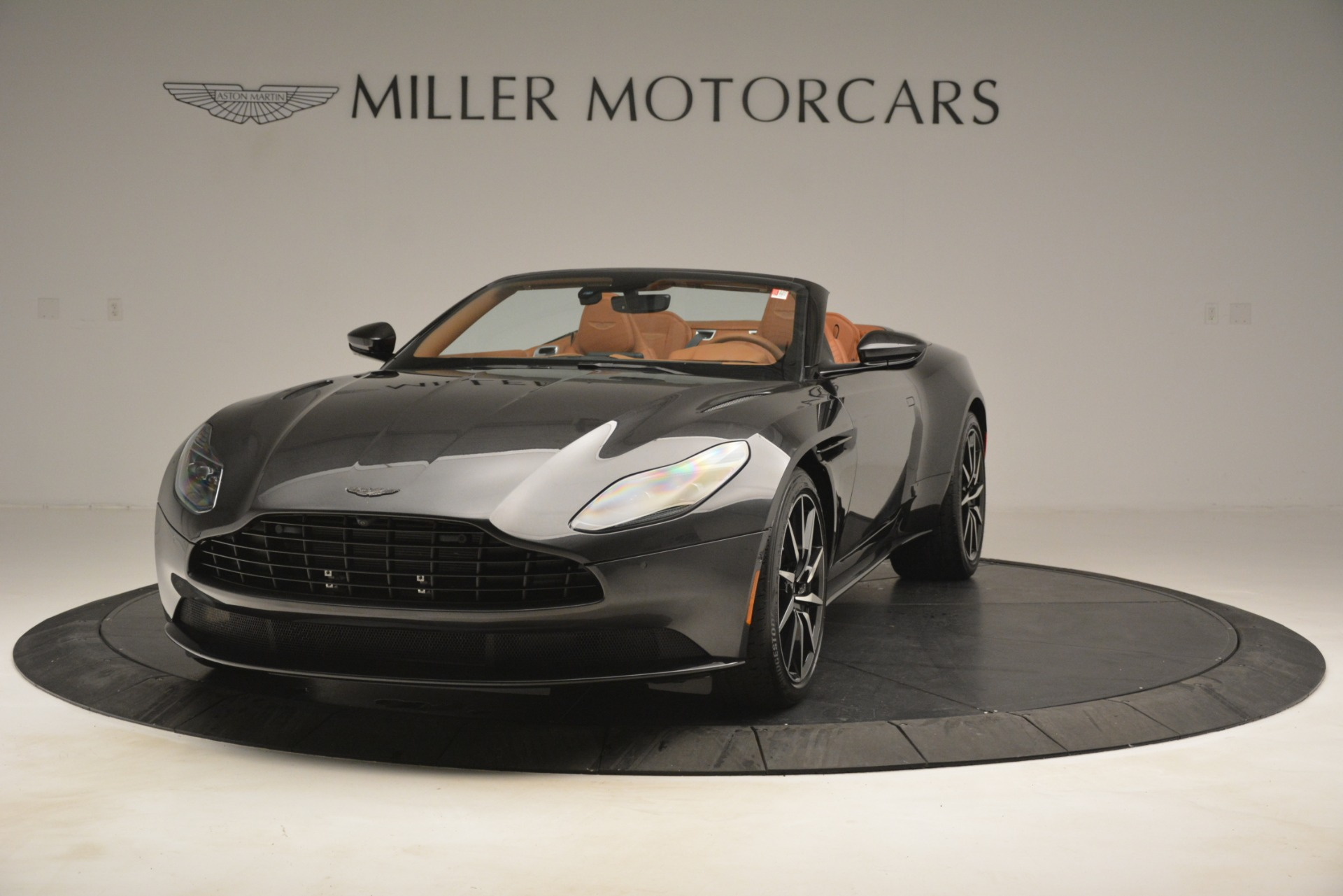 Used 2019 Aston Martin DB11 V8 Volante For Sale In Westport, CT 3434_p12
