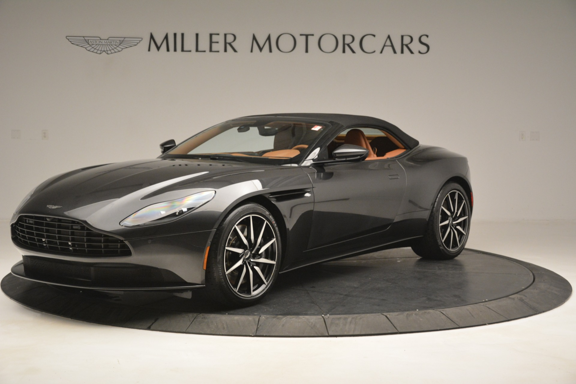Used 2019 Aston Martin DB11 V8 Volante For Sale In Westport, CT 3434_p13