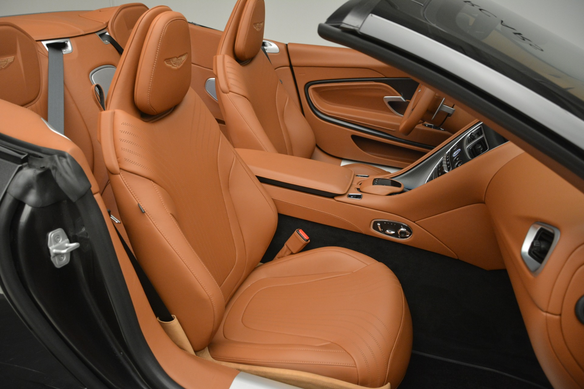 Used 2019 Aston Martin DB11 V8 Volante For Sale In Westport, CT 3434_p21