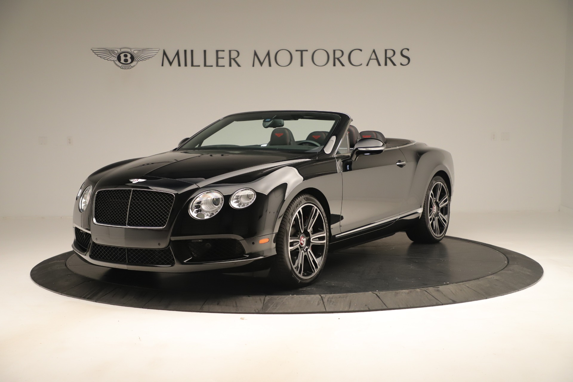 Used 2014 Bentley Continental GT V8 For Sale In Westport, CT 3435_main